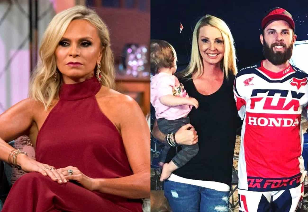 Alleged Threatening Text Messages From Tamra Judge's Son Ryan Vieth are Leaked by His Ex-Girlfriend Sarah Rodriguez as RHOC Star Speaks Out