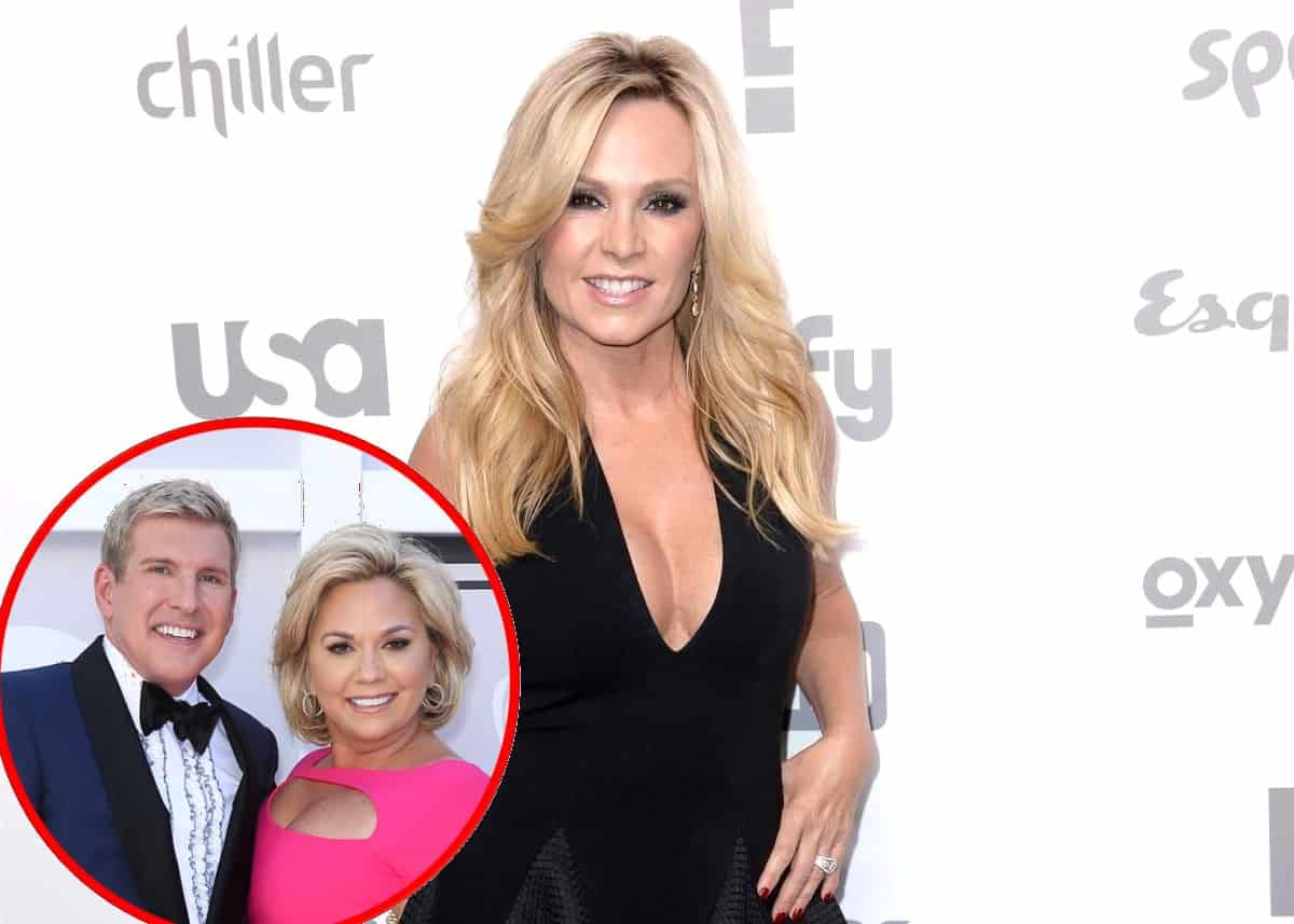 RHOC Star Tamra Judge Defends Todd Chrisley and Wife Julie After Their Fraud Indictment