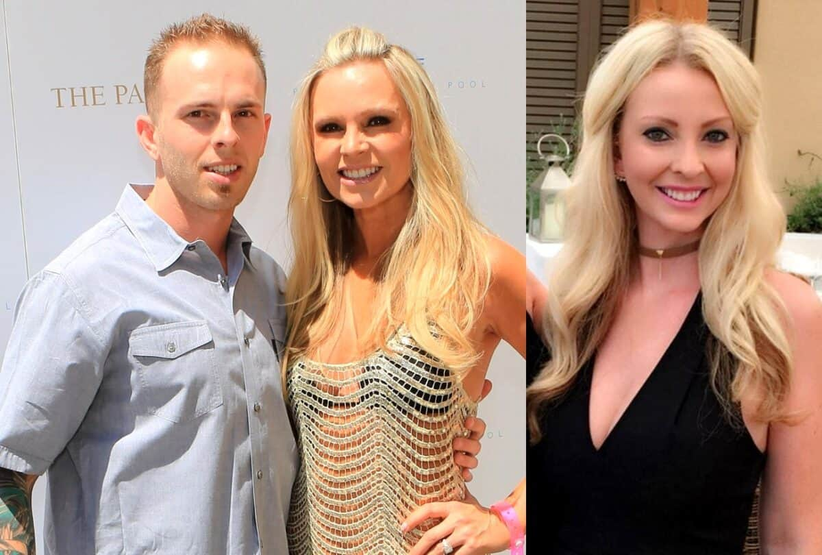 RHOC Star Tamra Judge Speaks Out After Claim She 'Ambushed' Son Ryan Vieth's Ex-Girlfriend Sarah Rodriguez Amid His Ugly Custody Battle
