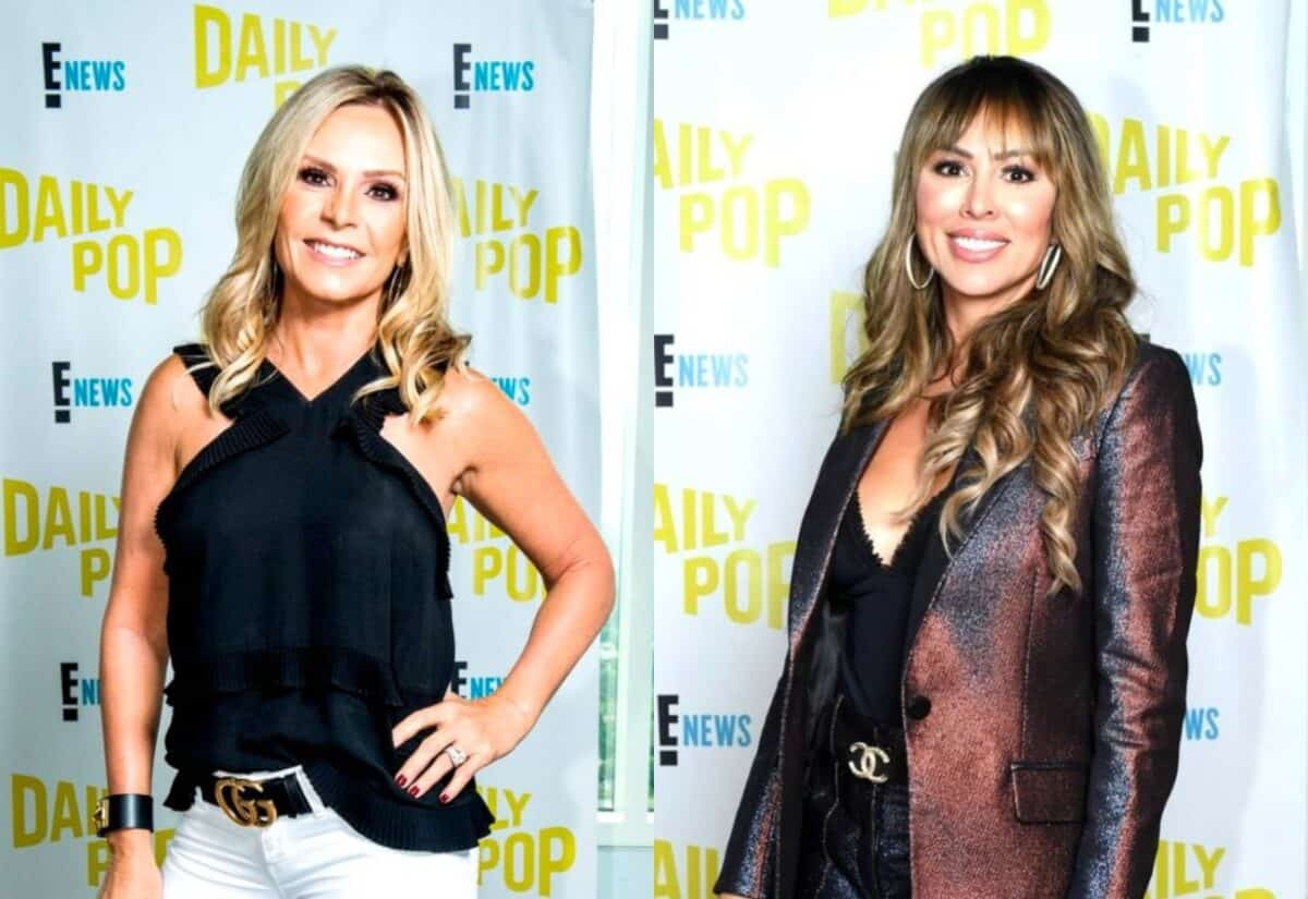 RHOC Star Tamra Judge Reveals Why She Exposed the 'Train' Rumor About Kelly Dodd and Why She'll Never Forgive Her, Plus She Shades Emily
