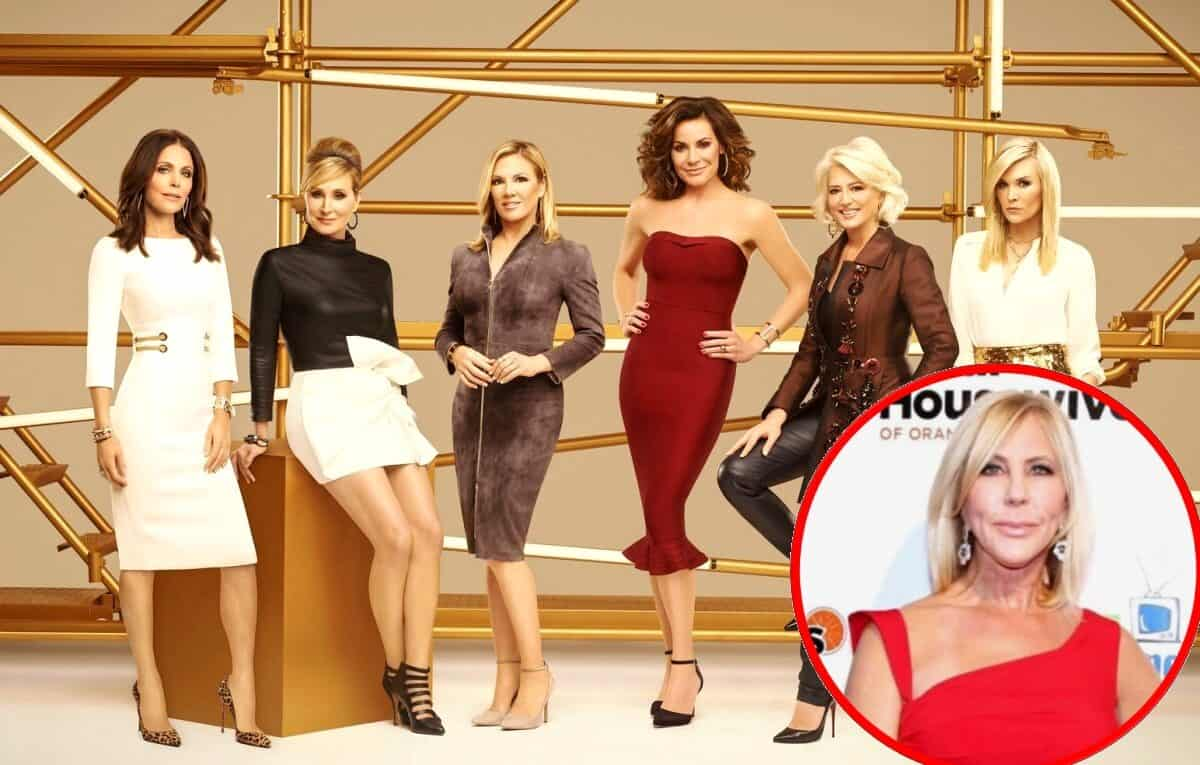 The RHONY Cast Brings Their A-Game in Fear of Getting Demoted Like RHOC's Vicki Gunvalson