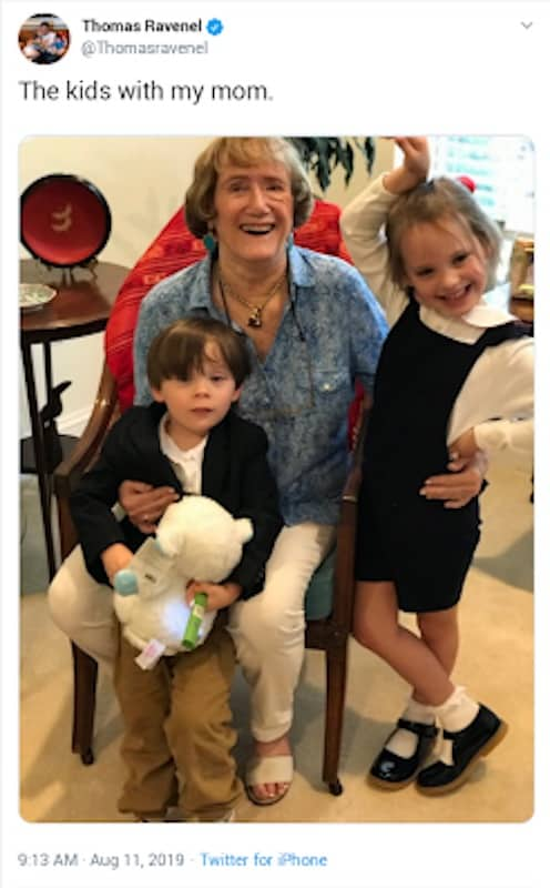 Southern Charm Thomas Ravenel Posts Photo of Kids With Mom on Twitter
