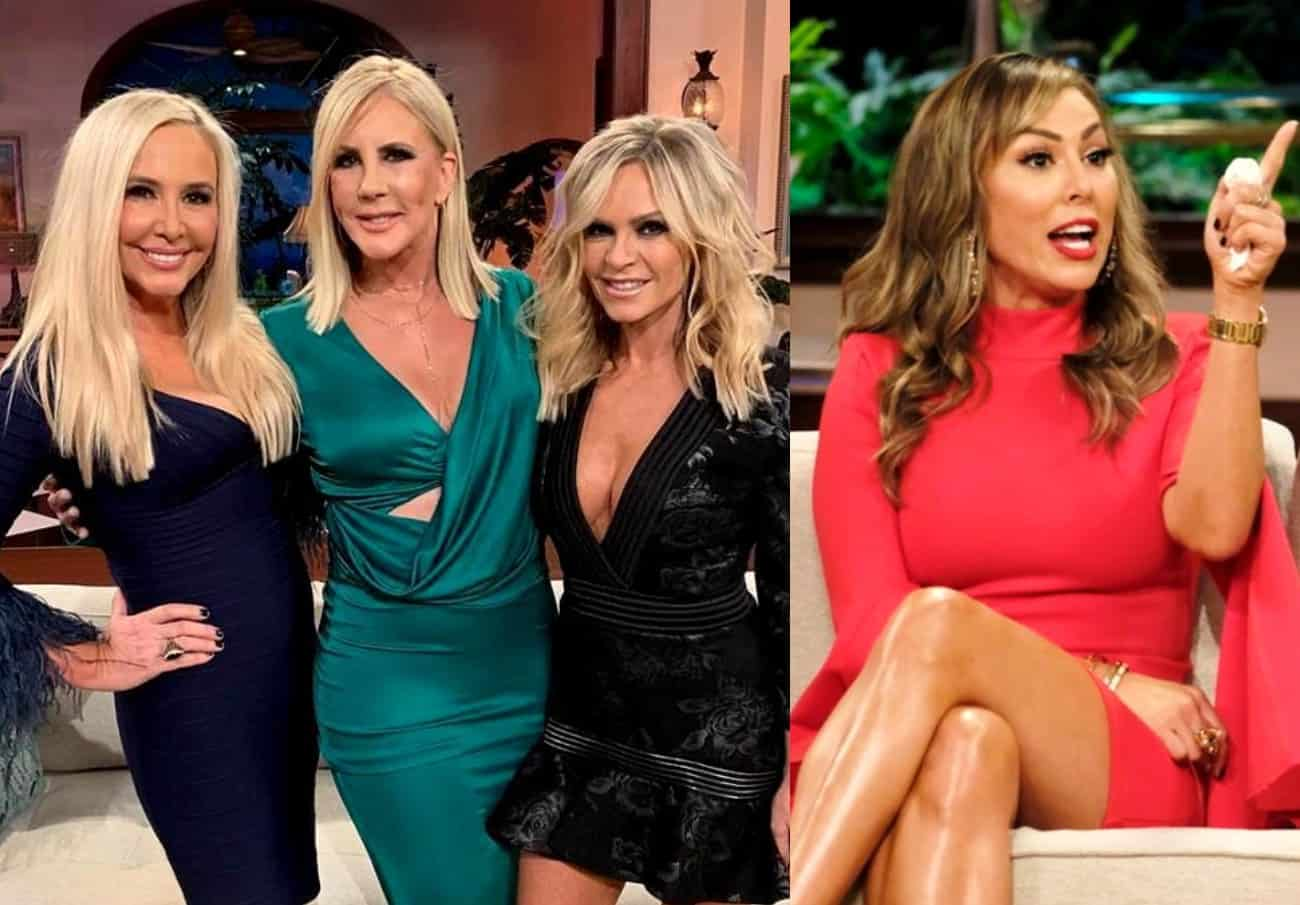 Are the 'Tres Amigas' Vicki Gunvalson, Tamra Juge and Shannon Beador Trying to Get Kelly Dodd Fired From the RHOC?
