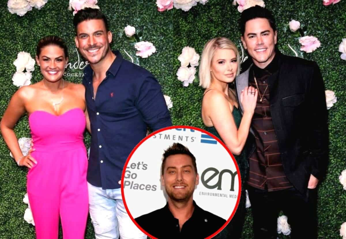 Brittany Cartwright and Ariana Madix Address Ongoing Feud Involving Jax Taylor and Vanderpump Rules Cast, Was Lance Bass Really Involved?