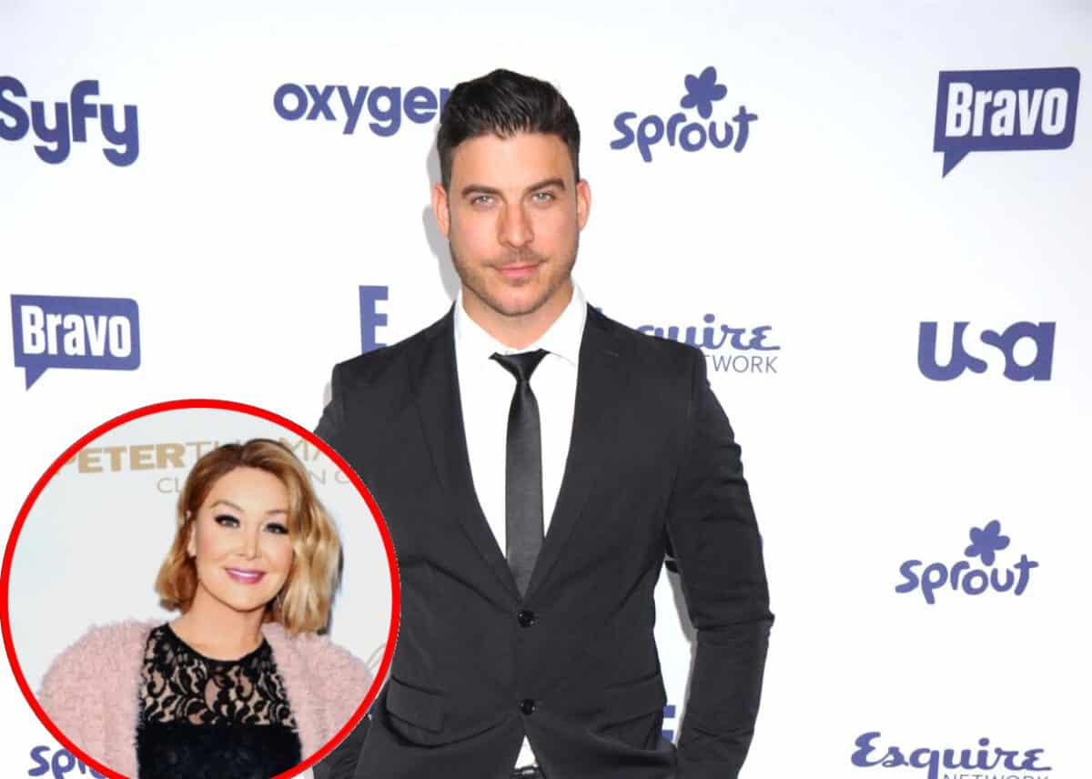 'Vanderpump Rules' Star Jax Taylor Slams Billie Lee After She Labels Him an 'Awful Person'