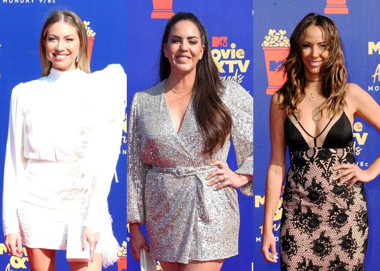 Vanderpump Rules' Stassi Schroeder and Katie Maloney Skip Kristen Doute's T-Shirt Line Event Amid Season Eight Feud