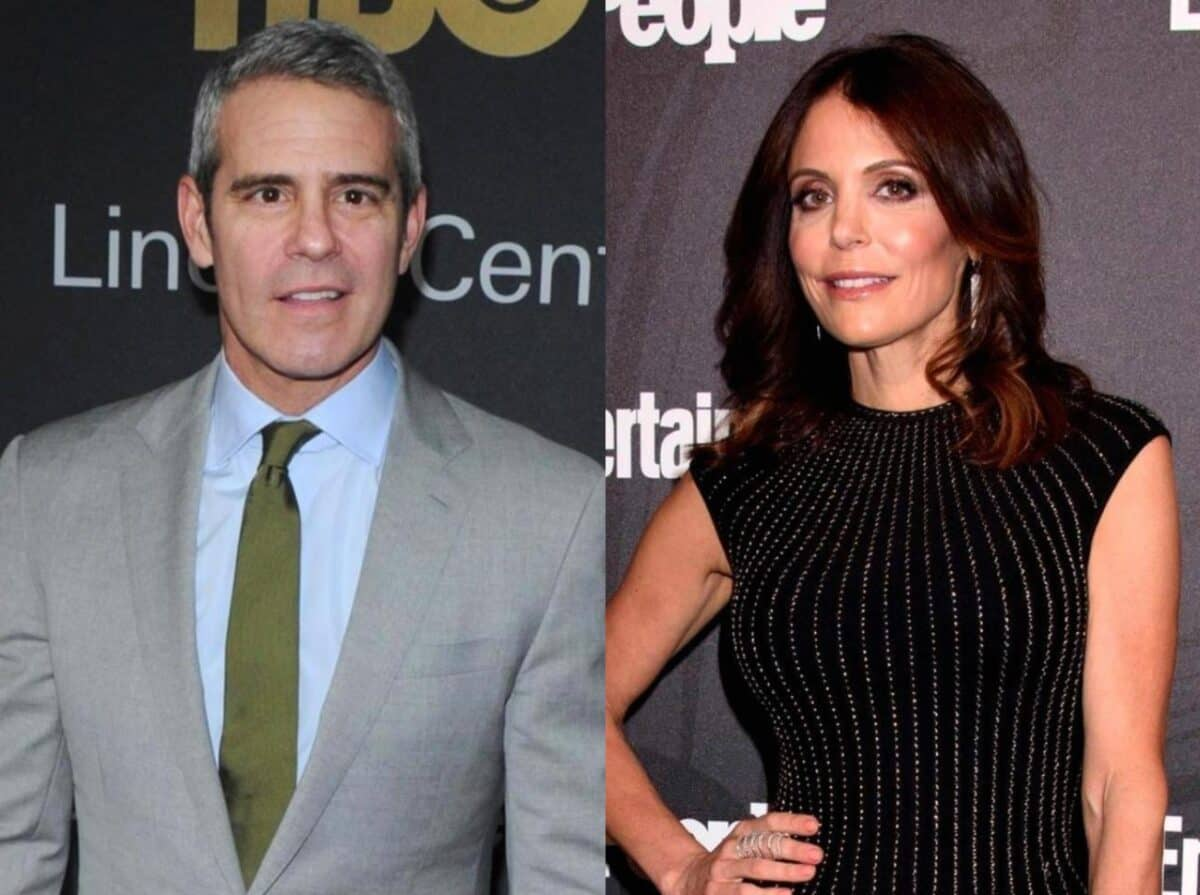 "Does Andy Cohen Feel ""Betrayed"" After Bethenny Frankel Quit RHONY Over Alleged Outrageous Salary Demands? Source Claims Andy Thinks Her 'Ego Is Out of Control'"