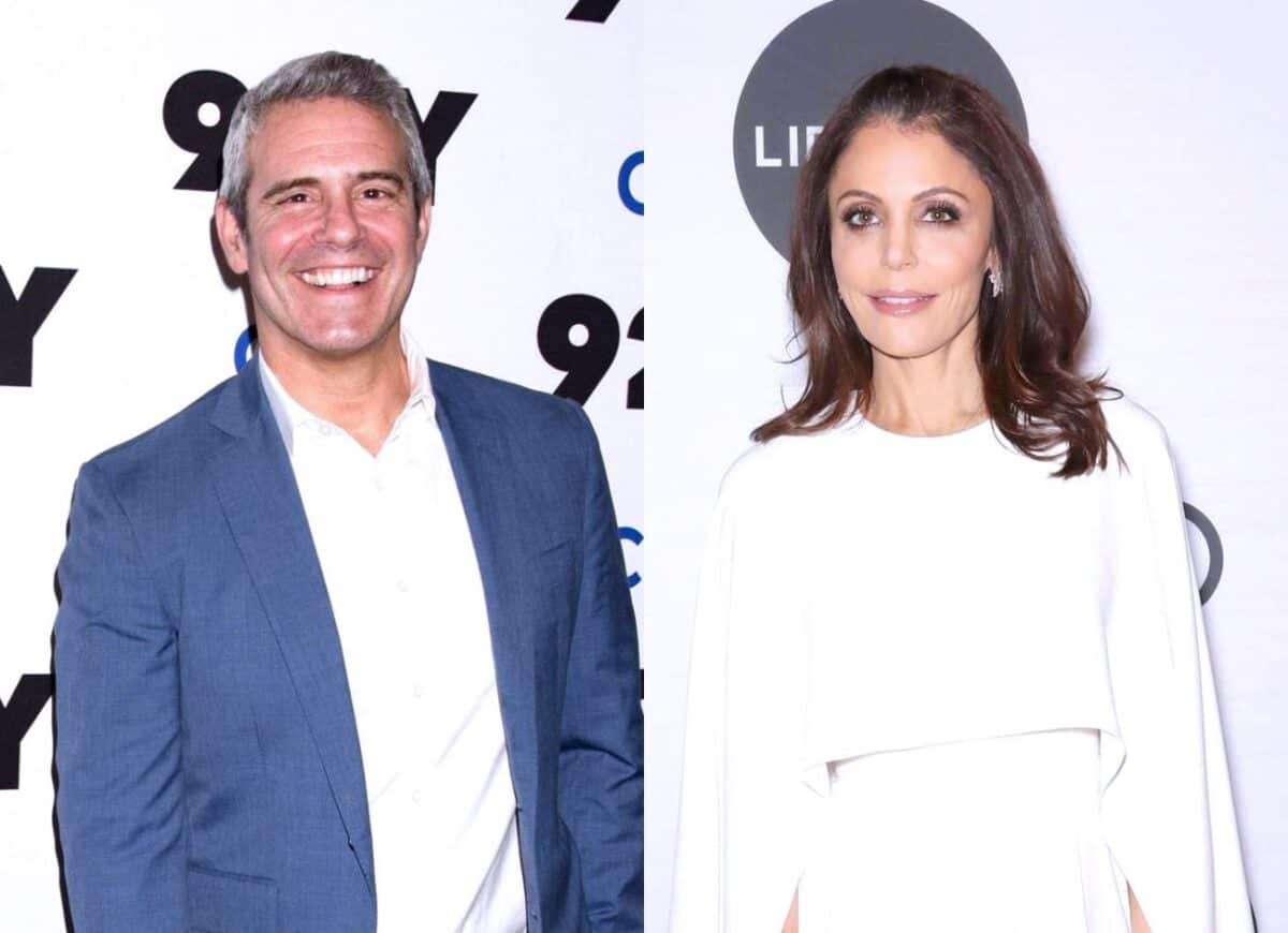 Andy Cohen Reacts to Claims That Bethenny Frankel Quit RHONY Over Money Dispute and Shares His Thoughts on Her Exit, Plus Does He Thinks She'll Return?