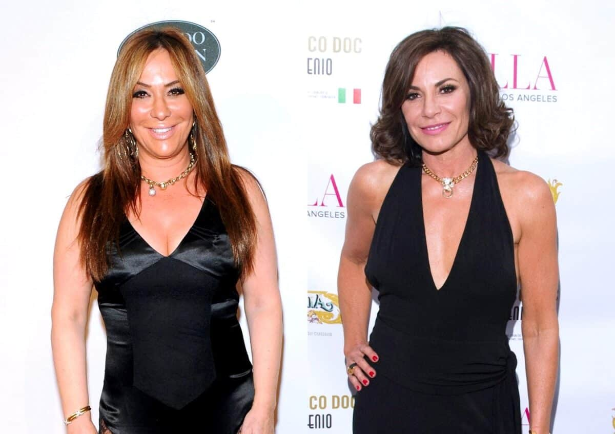 RHONY's Barbara Kavovit Shares Shocking Update on Her Friendship With Luann de Lesseps, Accuses Luann of Using Her