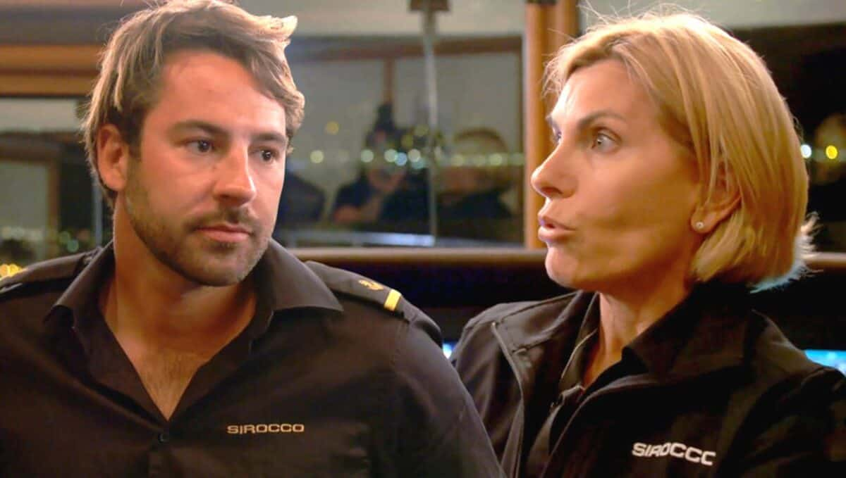 Below Deck Mediterranean Recap: Captain Sandy Opens Up About Past Alcohol Abuse After Travis's Drinking Raises Red Flags