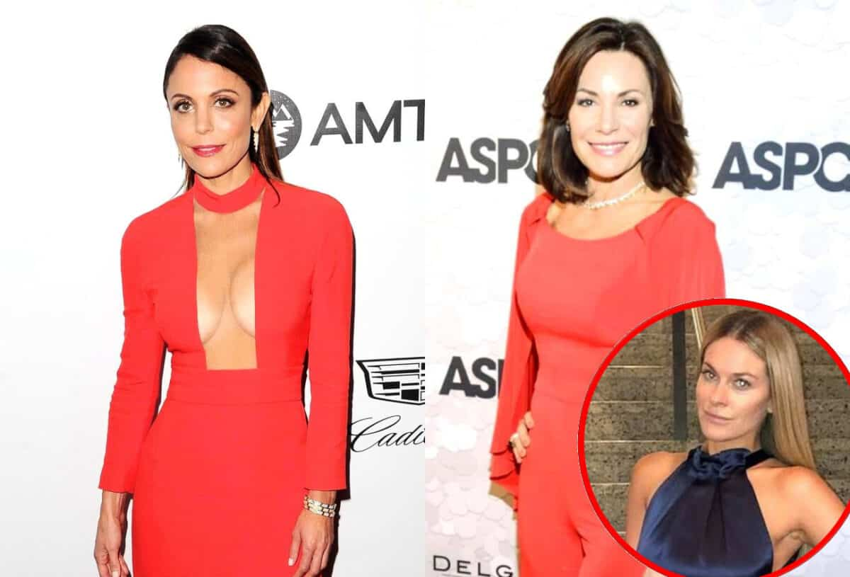 Has Bethenny Frankel Kept in Touch With Her RHONY Co-Stars Since Quitting Show? Luann de Lesseps Speaks Out and Teases Drama With Newbie Leah McSweeney