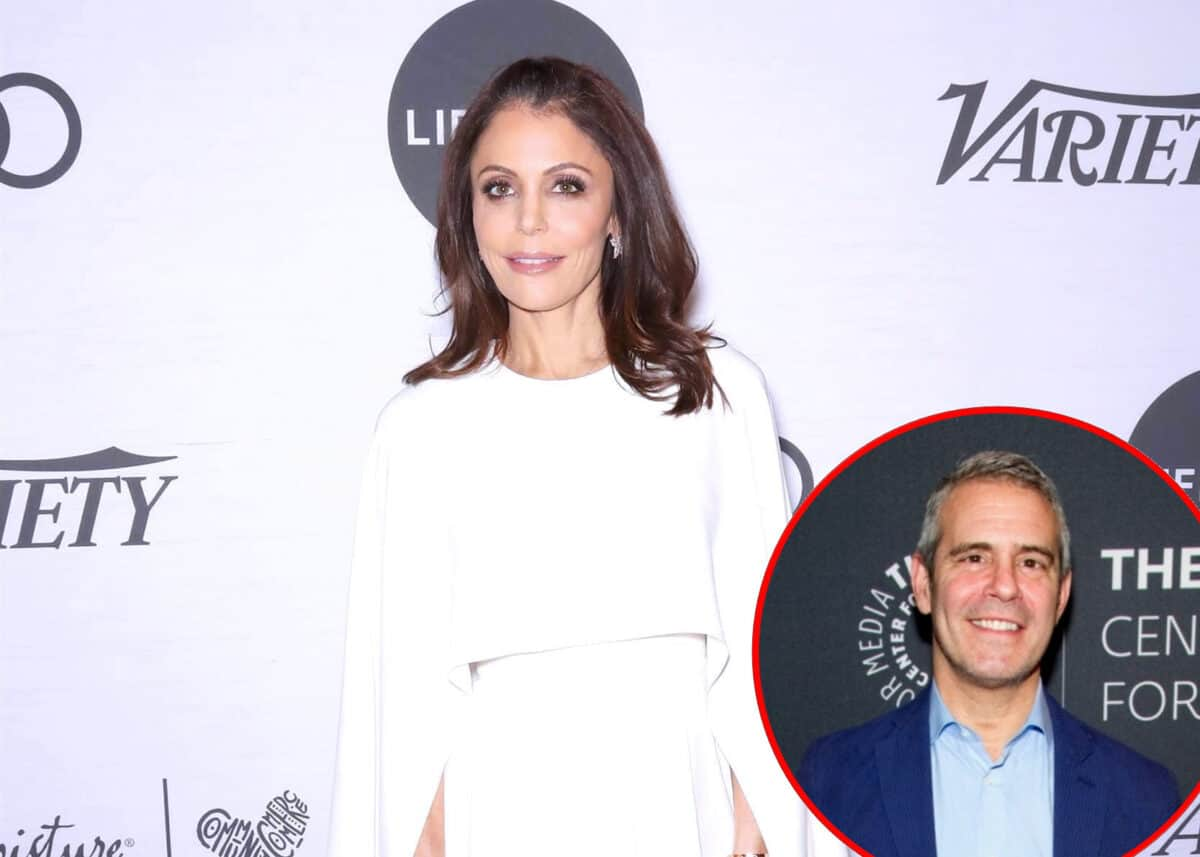 Is Bethenny Frankel Open to Coming Back to RHONY? She Responds to Andy Cohen's Comments About Potential Return and Offers Update on Relationship With Bravo