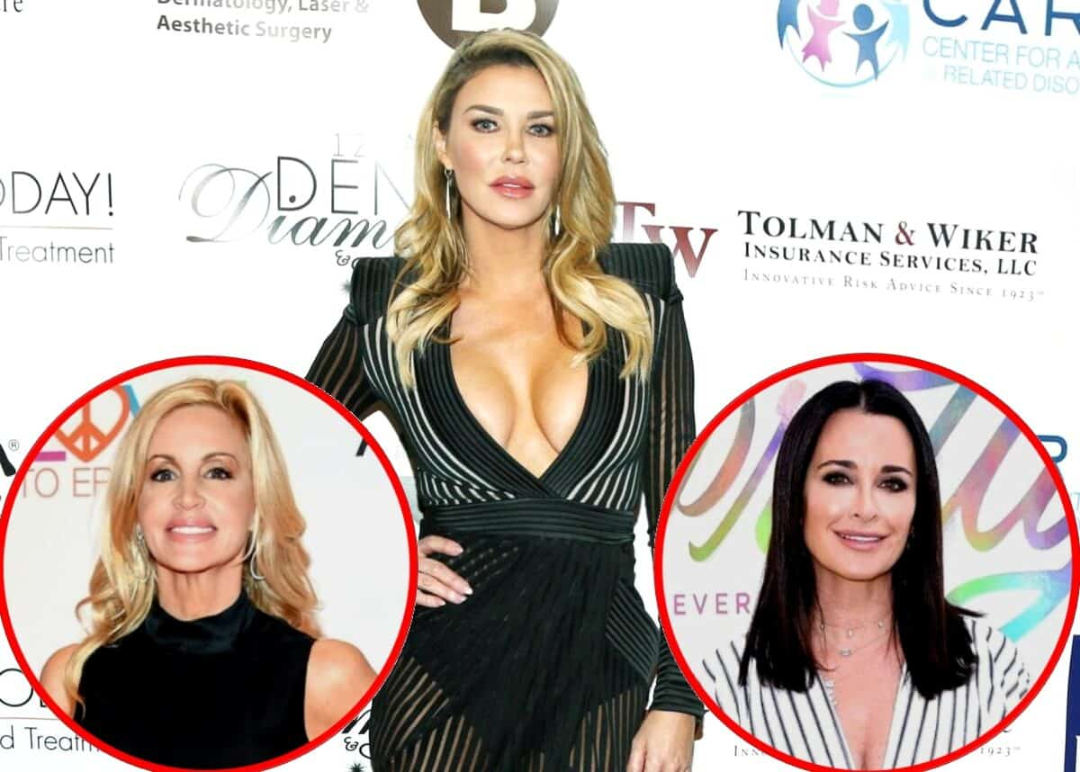 Will Brandi Glanville Appear On the New Season of the RHOBH?