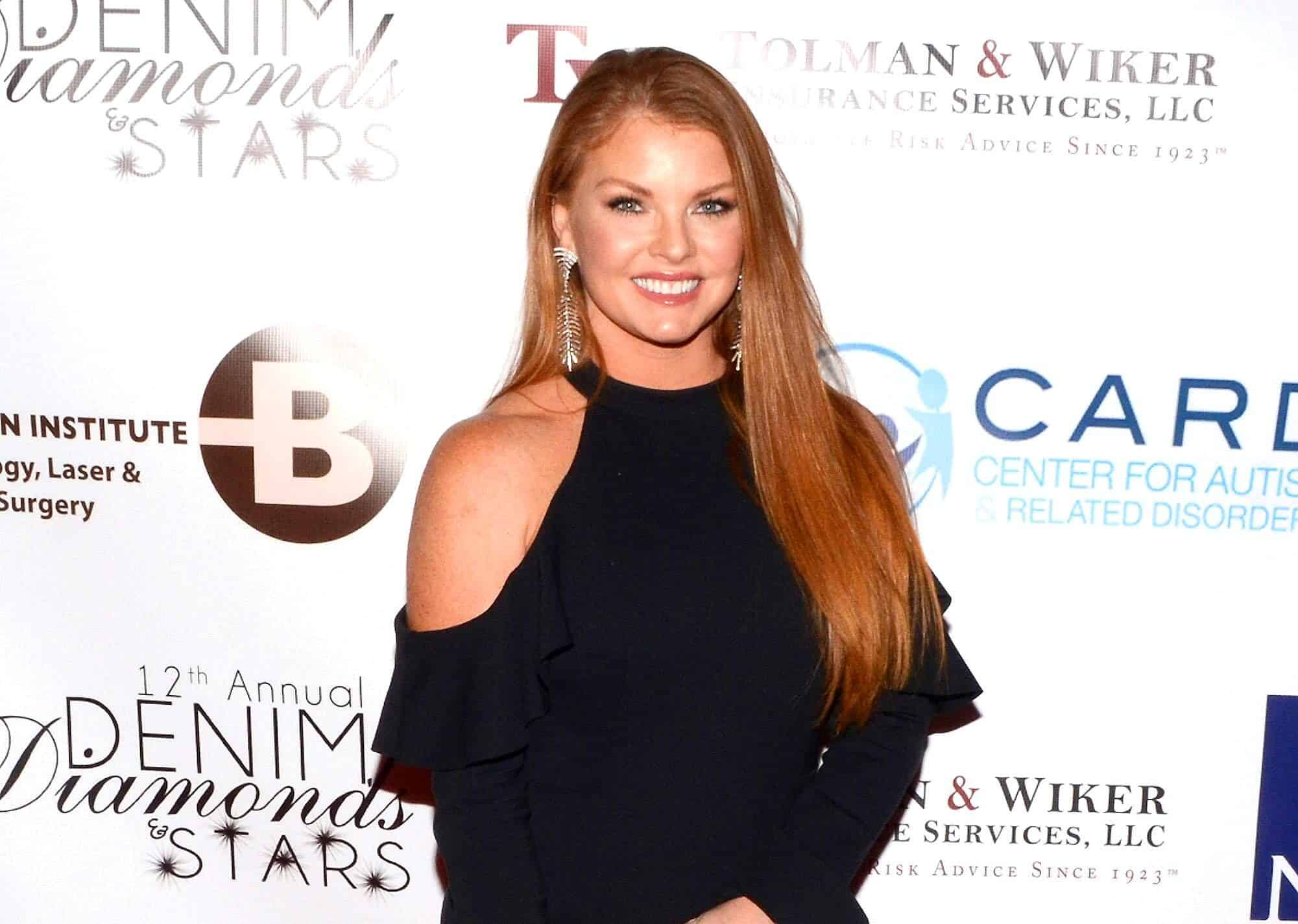 PHOTOS: RHOD's Brandi Redmond Welcomes 4th Child on Late Mother-in-Law's Birthday, See the First Pics of Brilynn and See How Her Castmates Reacted to the Baby News