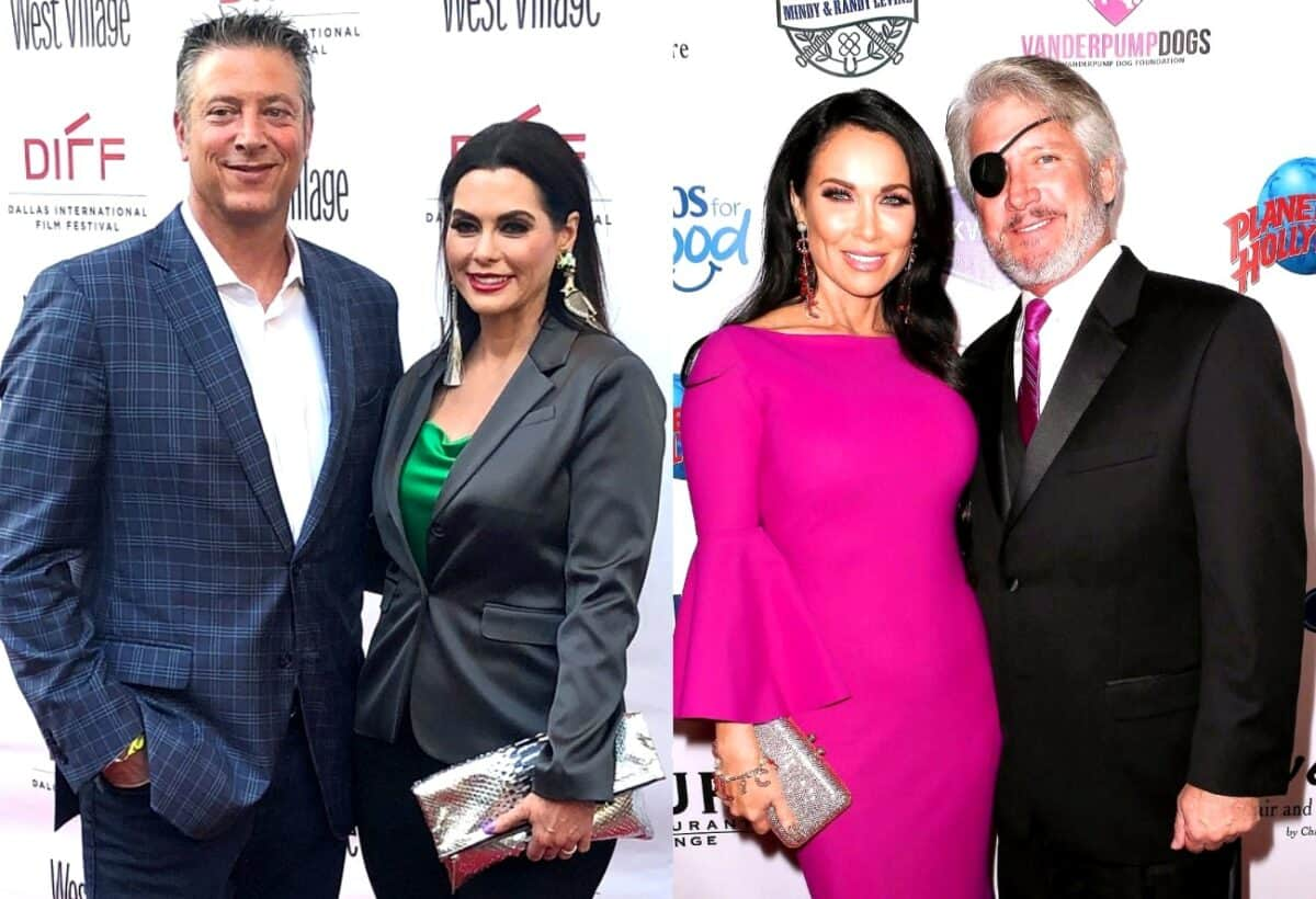 RHOD Star D'Andra Simmons' Husband Jeremy Lock Accused of Cheating on Her With a Woman Named Jessica, See LeeAnne Locken's Hubby Rich Emberlin's Shocking Text