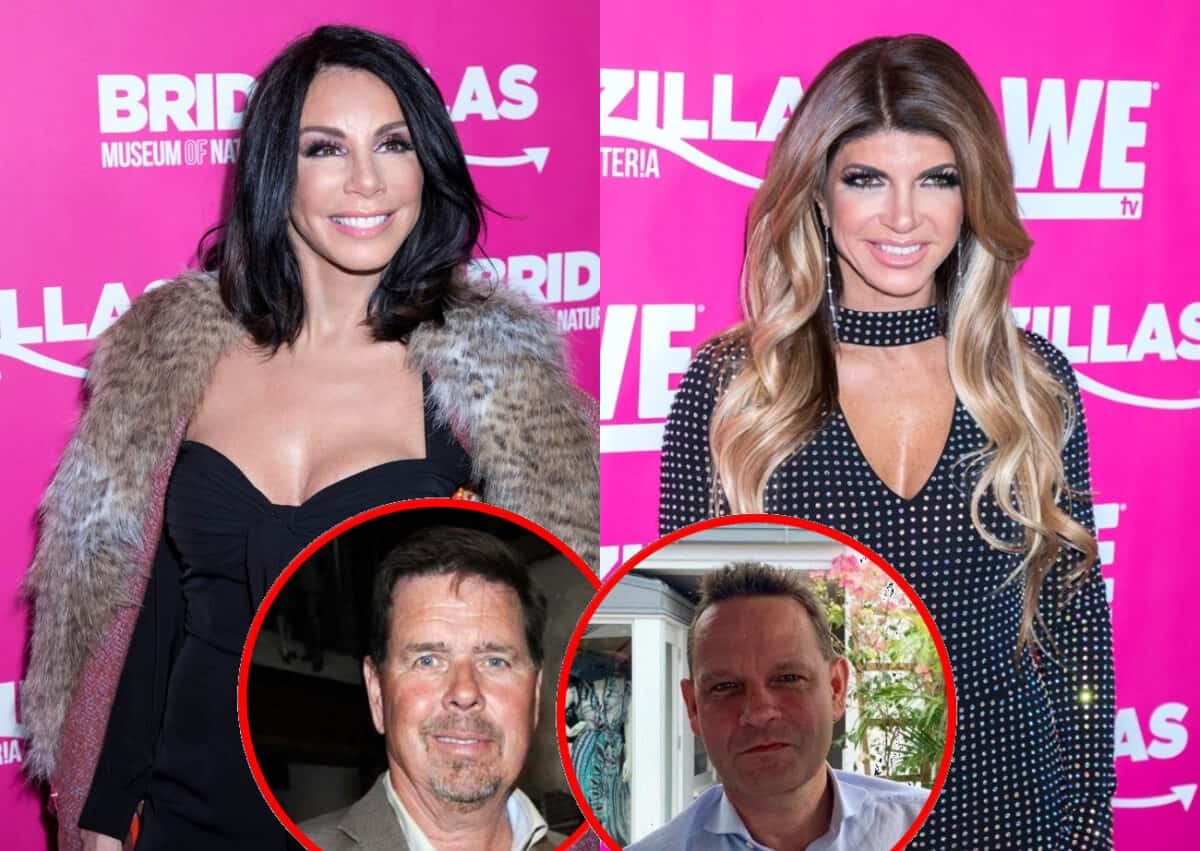 RHONJ Star Danielle Staub Talks Rift With Teresa Giudice Amid Their Feud, Offers Surprising Update on Marty Caffrey Relationship and Confirms She's No Longer Engaged to Oliver Maier