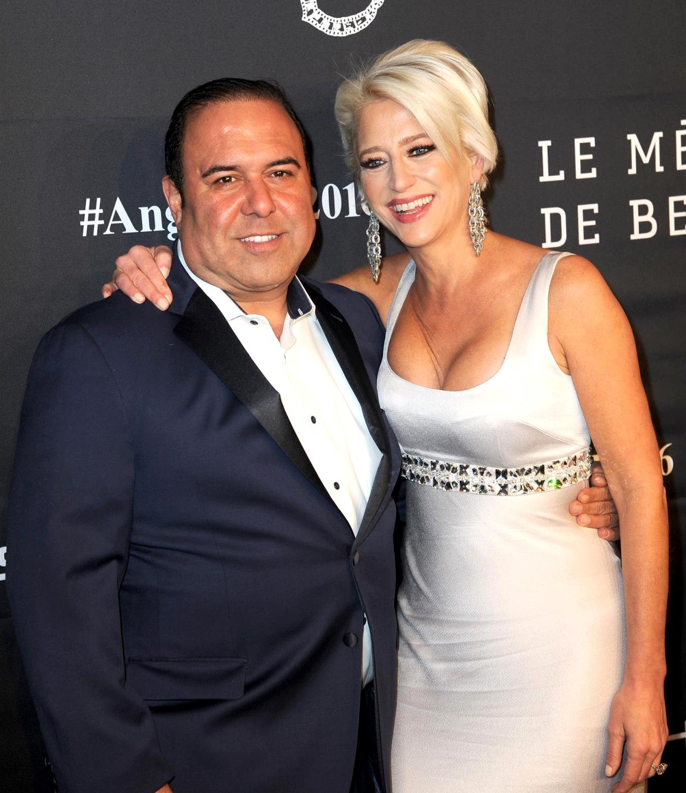 REPORT: RHONY Star Dorinda Medley and Boyfriend John Mahdessian Have Split, Find Out Why