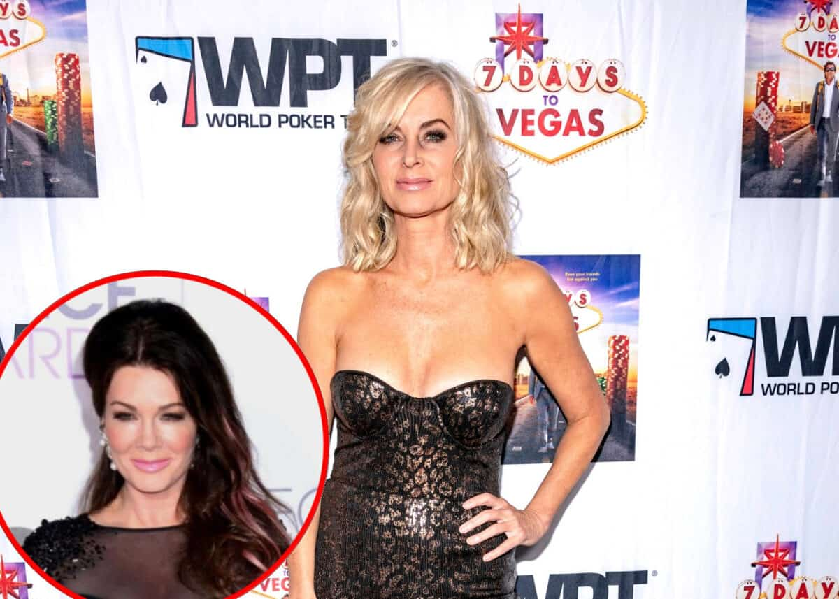 """Eileen Davidson Tells RHOBH Fans to """"Let it Go"""" and Denies She Got Fired Again, See Her Tweet After She Reignited Feud With Lisa Vanderpump"""