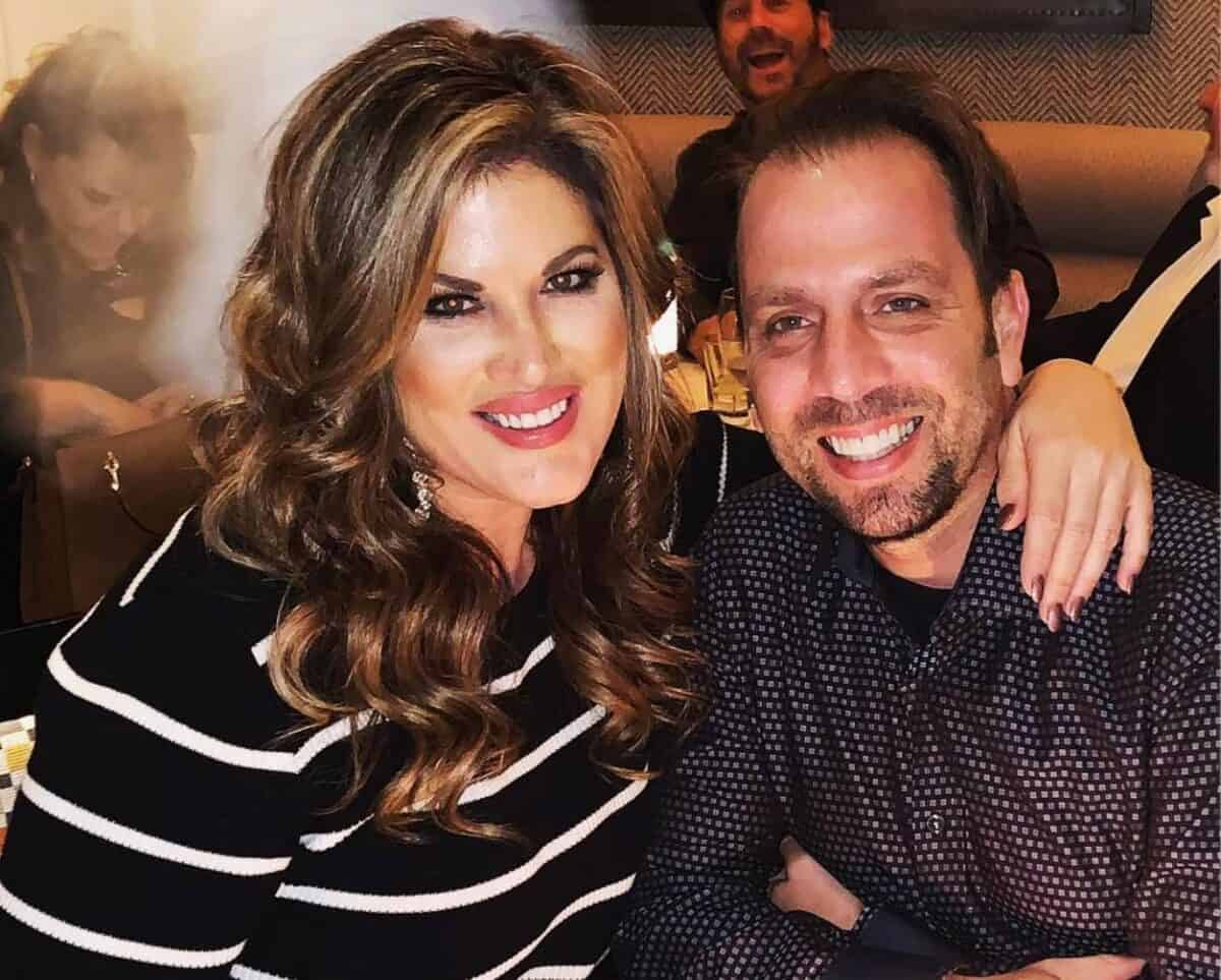 RHOC Star Emily Simpson Talks Marital Problems and Possible Split From Husband Shane Simpson, Plus RHOC Live Viewing Thread!