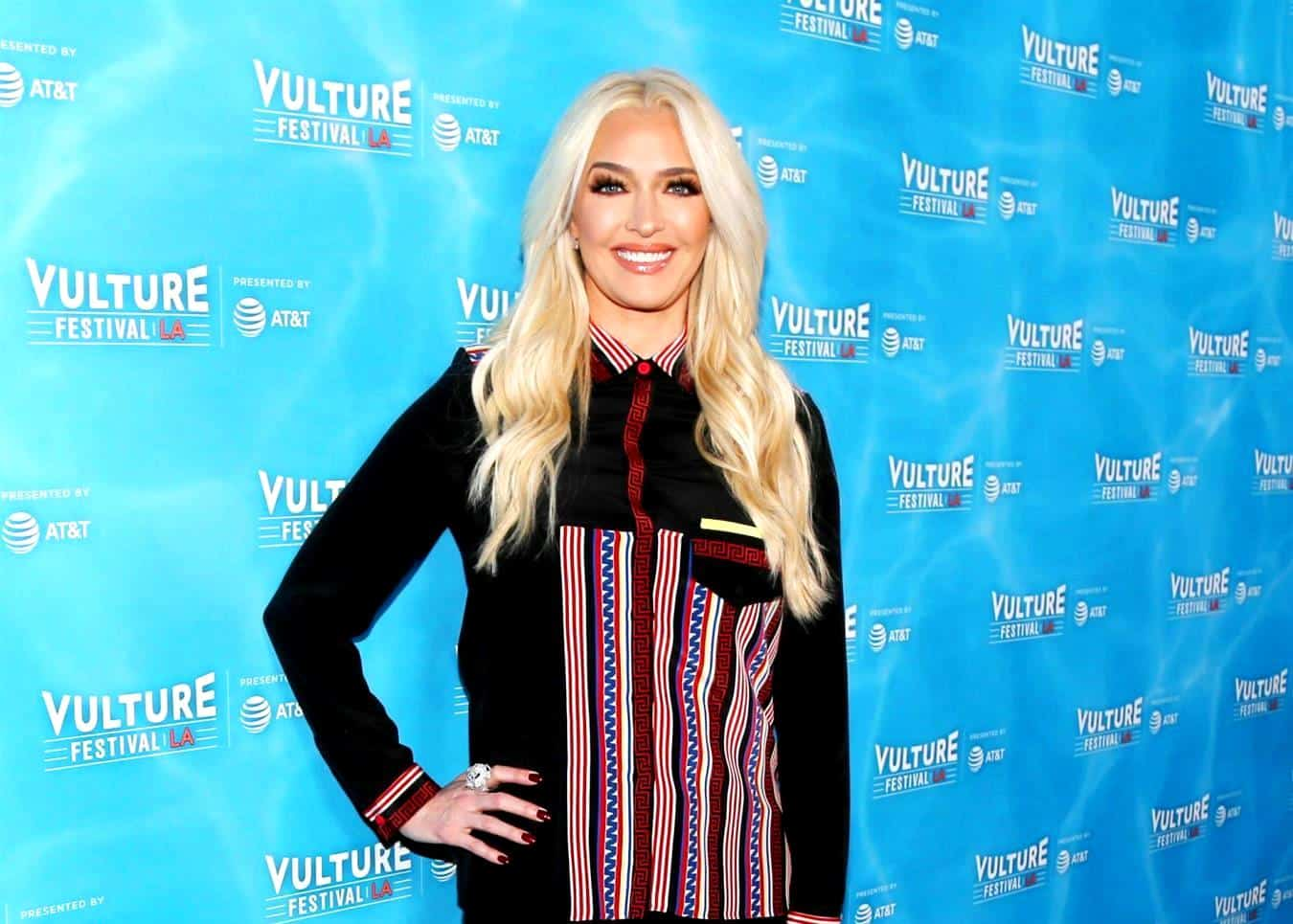 Erika Jayne Reacts to Rumors Stating She Got Fired From the RHOBH After 2 New Cast Members Are Added, Did She Remove the Show From Her Instagram Bio?