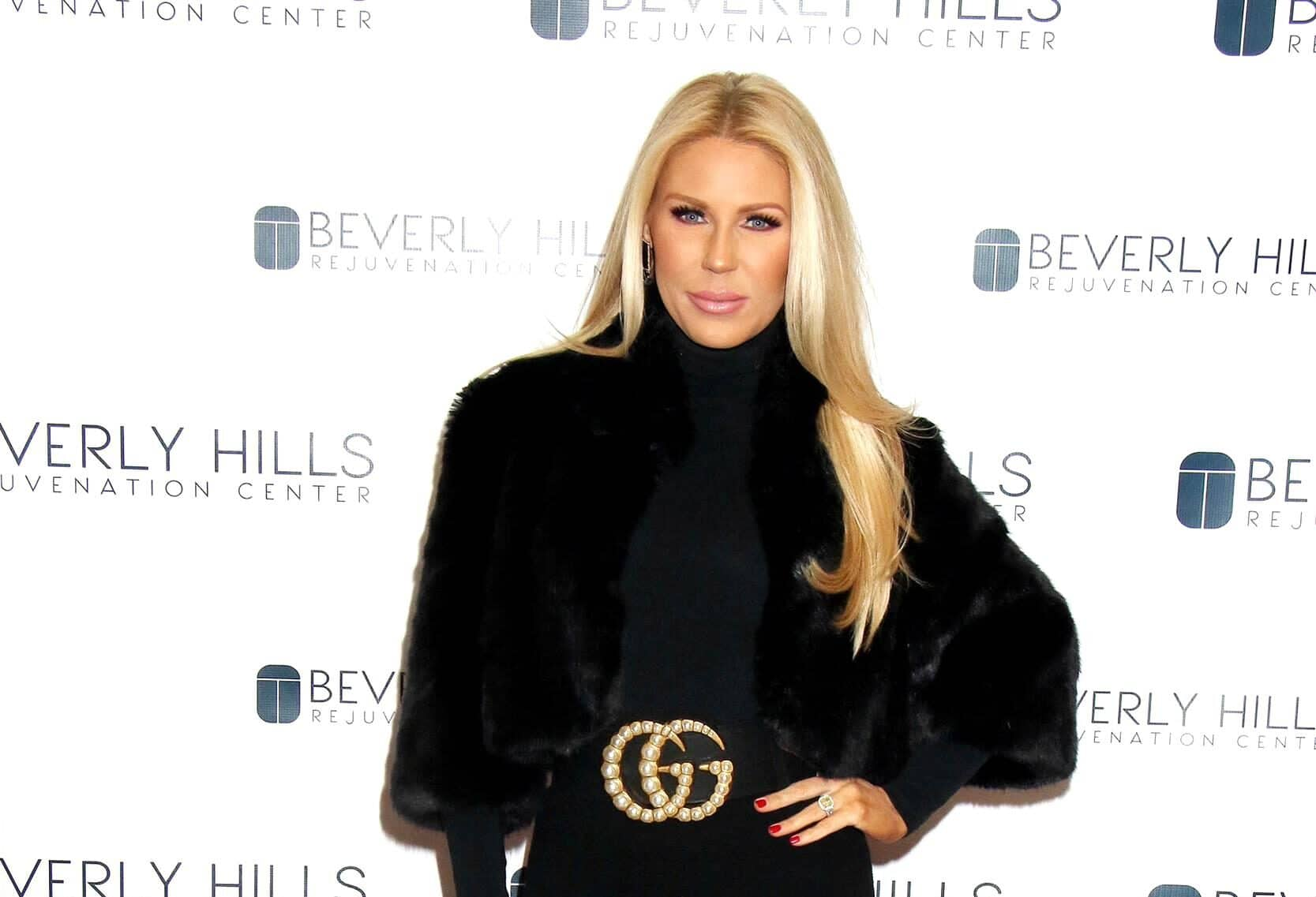 RHOC's Gretchen Rossi Opens Up About Her Home's Foreclosure and the Financial Difficulties She and Slade Smiley Faced After Leaving Bravo Years Ago