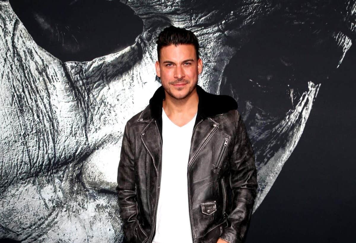 "Vanderpump Rules' Jax Taylor Attacks Random Man on Twitter, Suggests He is Gay, Calls Him ""Ugly"" and ""Fat"" But Insists He's Not Homophobic"