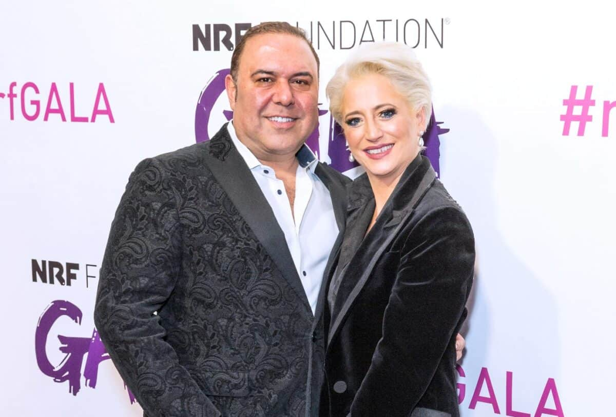 "RHONY Star Dorinda Medley Opens Up About Splitting From Boyfriend John Mahdessian After Seven Years, Admits the Breakup Was ""Terrible"""