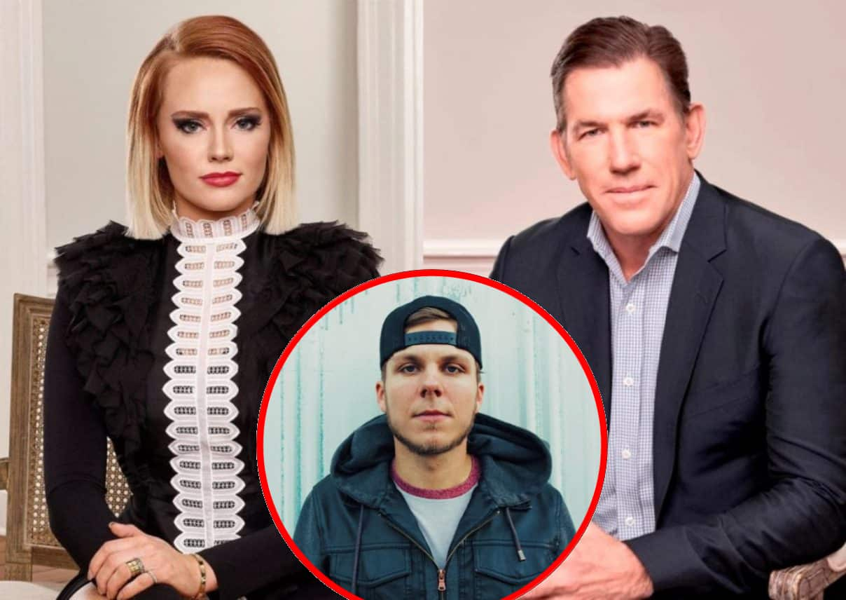 Thomas Ravenel Hired Private Investigators to Follow Kathryn Dennis for 9 Months, Accuses Southern Charm Star of Violating Custody Agreement With 'Live-In' Boyfriend Hunter Price