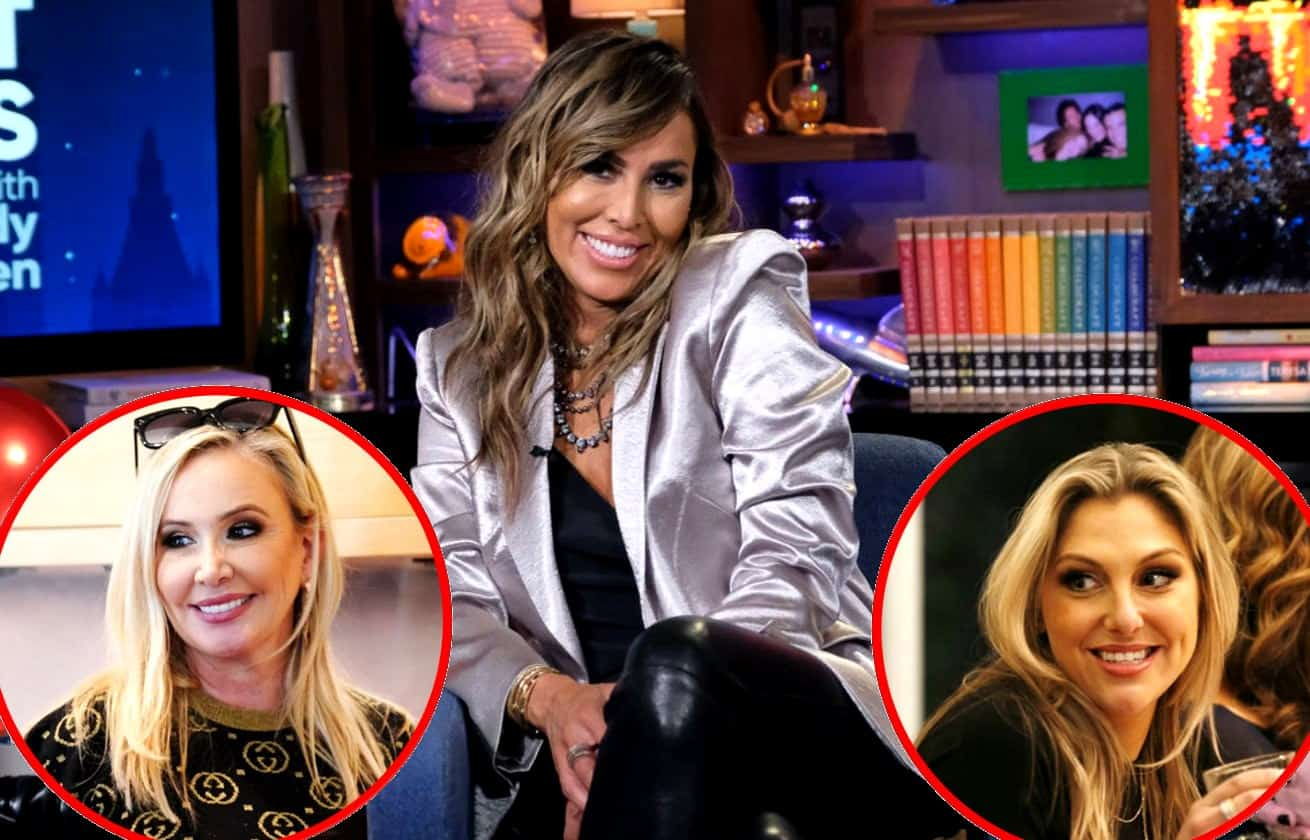 Did Bravo Make Kelly Dodd Go to Anger Management After Altercations With RHOC Co-Stars Shannon Beador and Gina Kirschenheiter?
