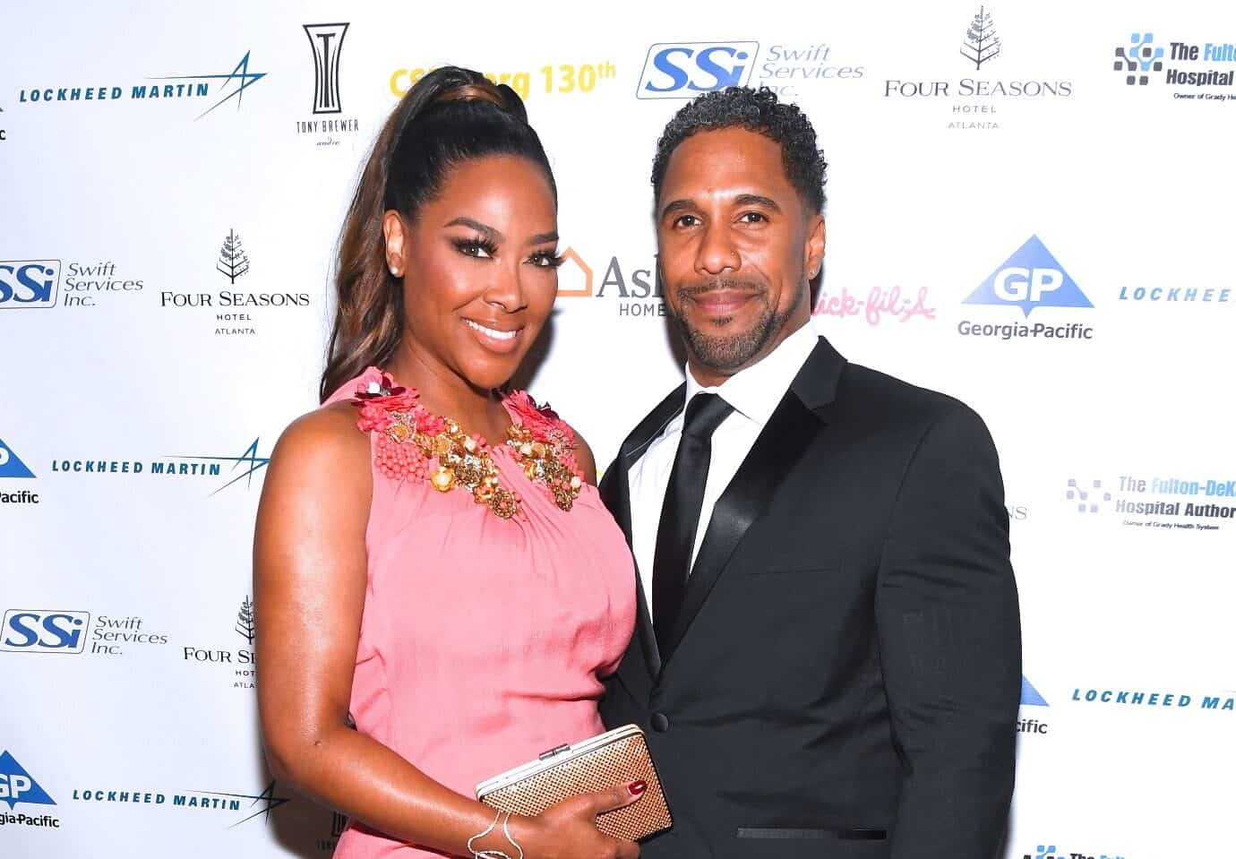 "Kenya Moore Addresses Marc Daly's Divorce Filing, Says LaToya Ali Is ""Cute,"" And Reveals She's Not Finished Going After Two Of Her RHOA Co-Stars"
