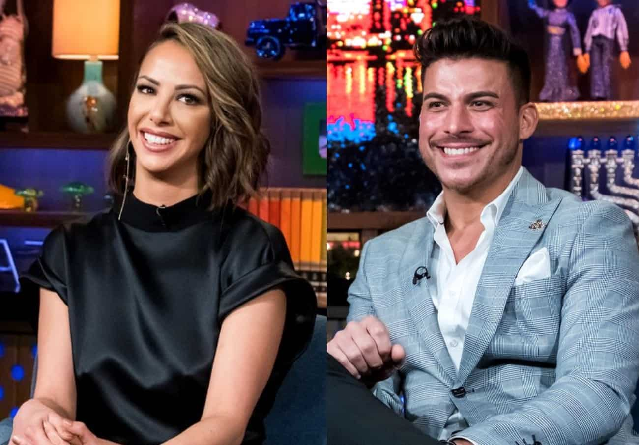 PHOTO: Vanderpump Rules' Kristen Doute Shares Surprising Update on Relationship With Jax Taylor After He Blocks Her and Other Cast Members on Instagram