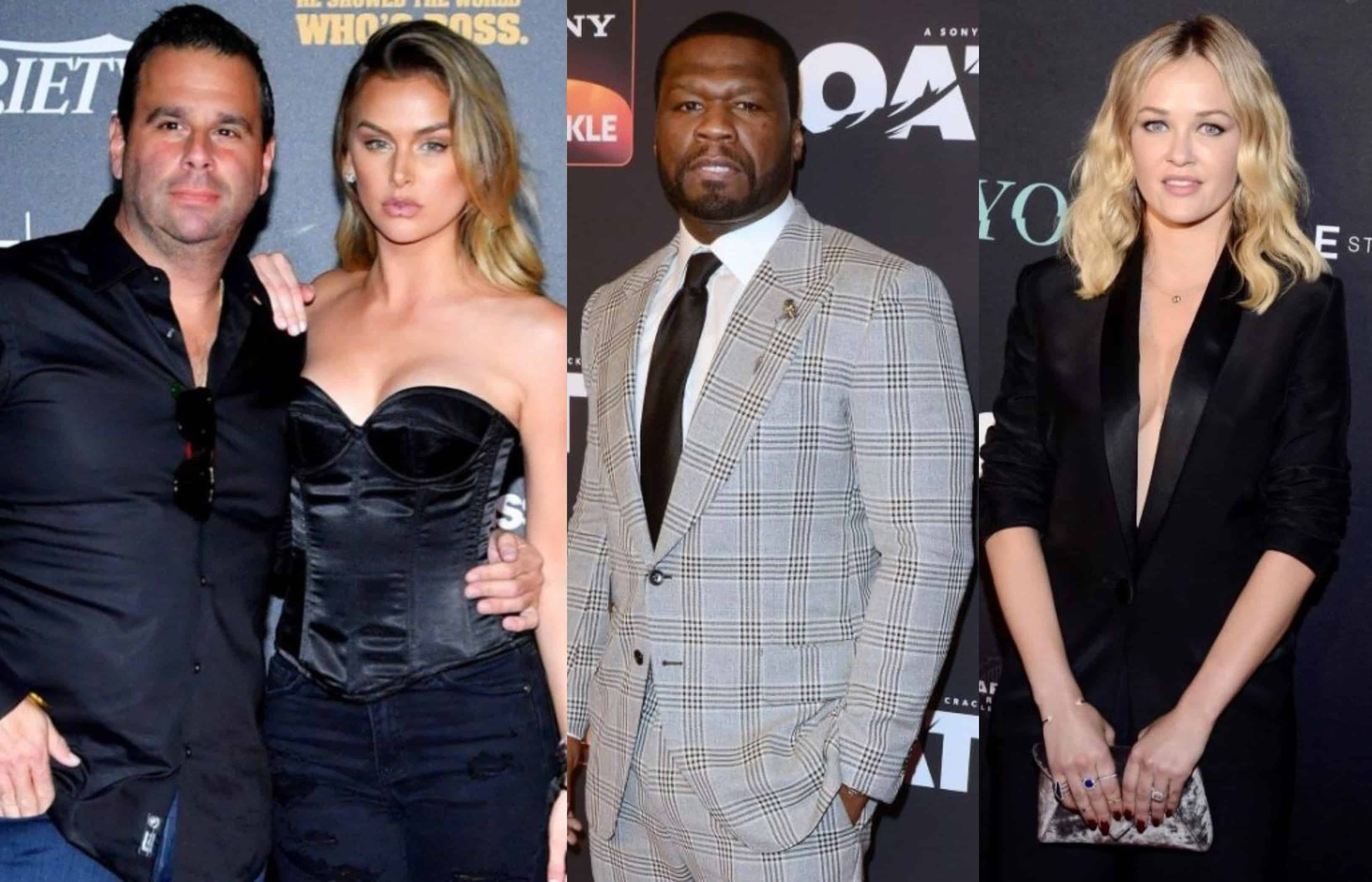 Vanderpump Rules' Lala Kent Fires Back at 50 Cent's Cocaine Allegations and Take Stand Against Cyberbullying as He Slams Her Again, Plus Ambry Childers Weighs in on Their Feud