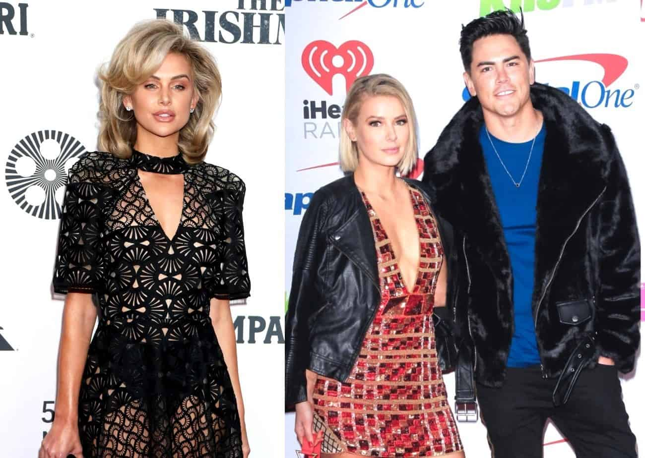 Lala Kent Shades Tom Sandoval and Ariana Madix's House and Reveals Which Vanderpump Rules Costars Have the Nicest Home, See Pics of the Houses