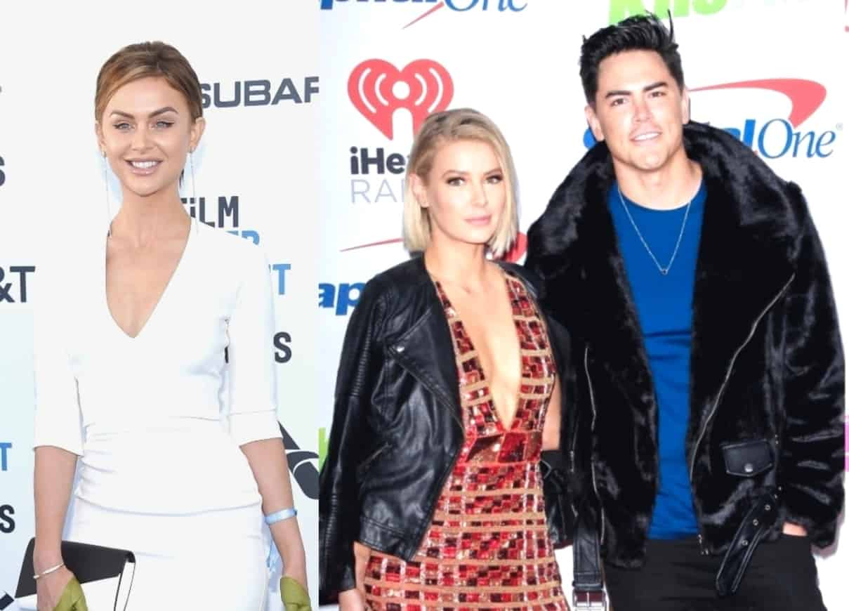 """Vanderpump Rules' Lala Kent Fires Back at Tom Sandoval for Suggesting She's Been 'Two-Faced' to Ariana Madix, Suggests They Aren't Real Friends and are """"Projecting"""""""