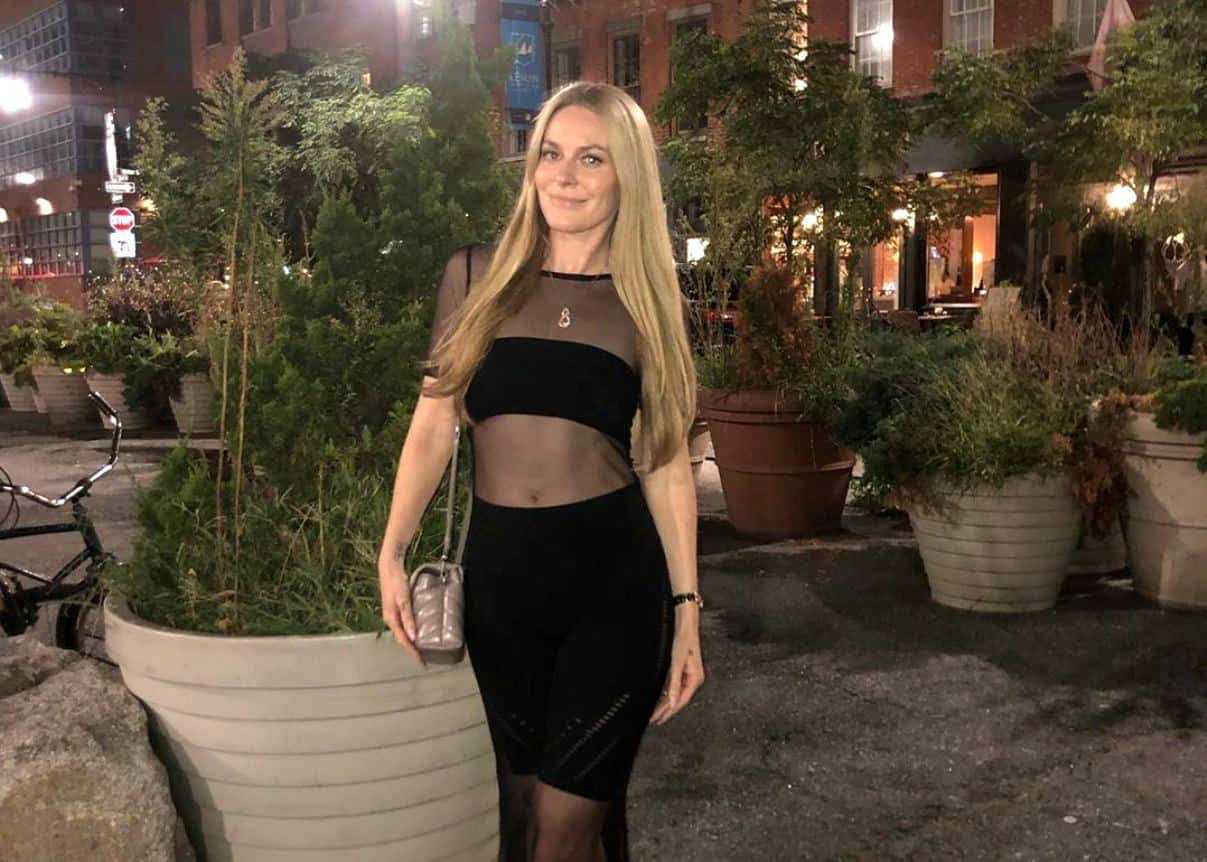 RHONY's Leah McSweeney Filed Multi-Million Dollar Lawsuit Against NYPD, Accused Police of Hitting Her in Face and Fracturing Tooth
