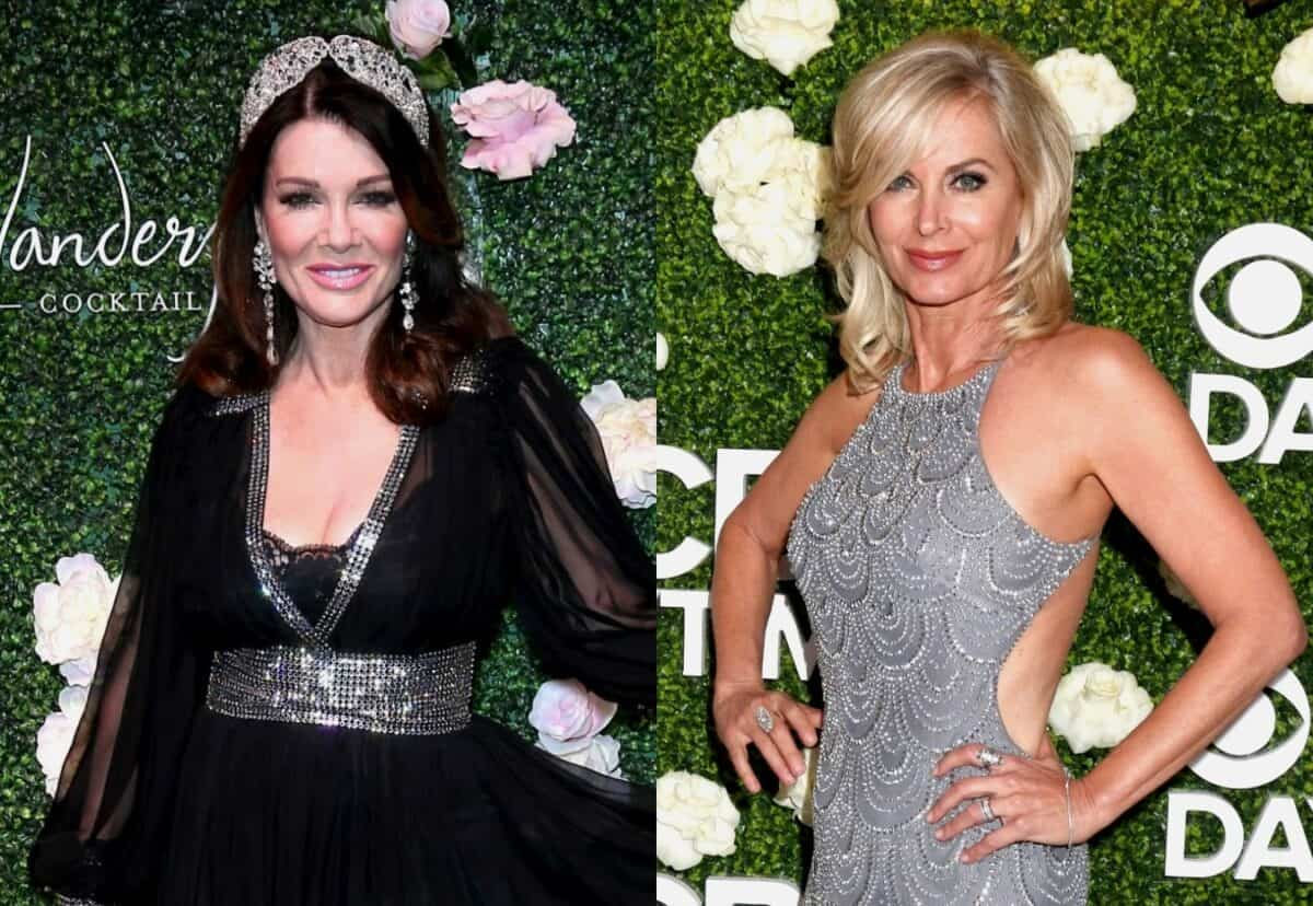 Lisa Vanderpump Calls Out Eileen Davidson for Lying About Being Fired From RHOBH and Fires Back at the 'P***y Move' Comment as Kyle Richards Says She Misses Eileen