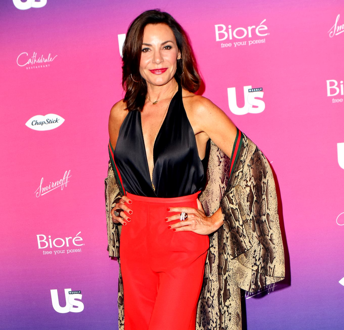 RHONY's Luann de Lesseps Explains Why She Believes Her Arrest Was a Form of Bullying, Plus She Reveals if She's Sober for Good