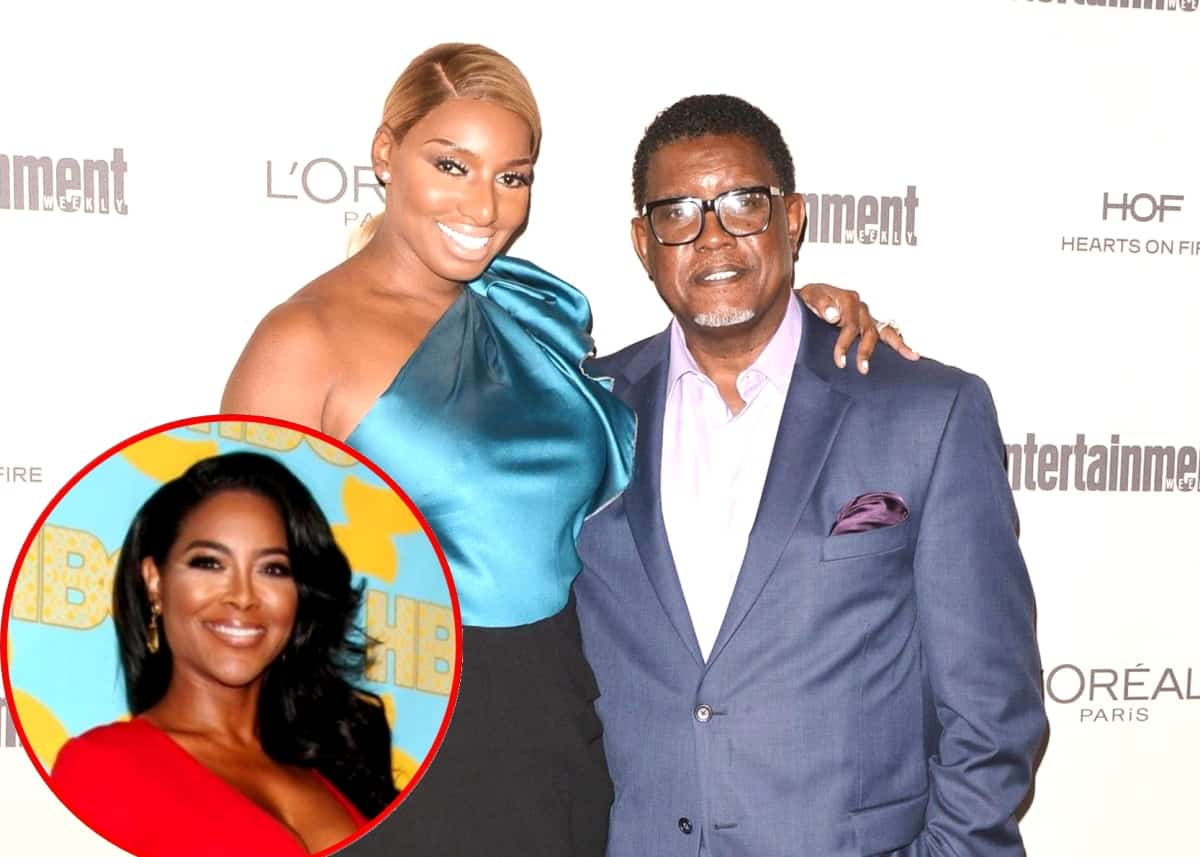 RHOA's Nene Leakes Offers an Update on Her Husband Gregg's Cancer