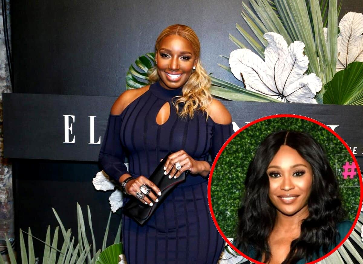 RHOA's Nene Leakes Speaks on Where She Stands With Cynthia Bailey