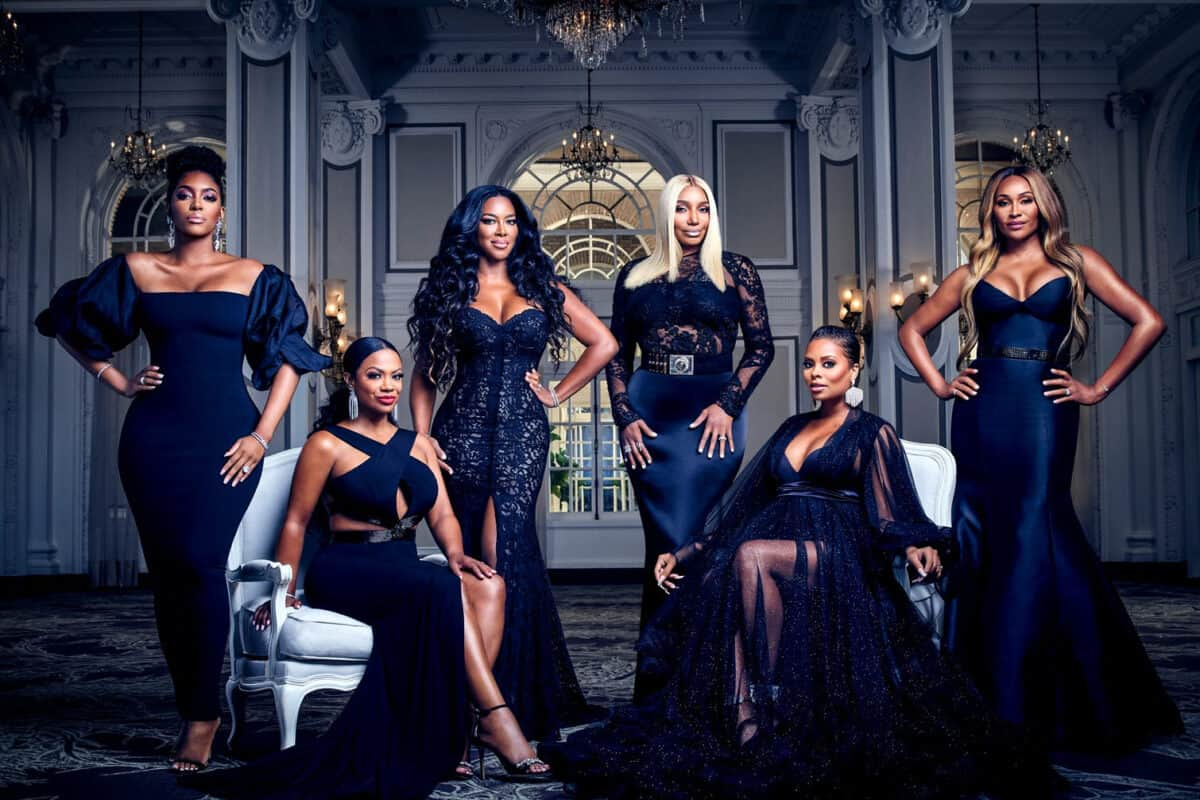 VIDEO: Kenya Moore Fights With Husband in Wild RHOA Season 12 Trailer! Plus Fights, Open Marriages and Secret Tapes as Porsha Cries Over Relationship