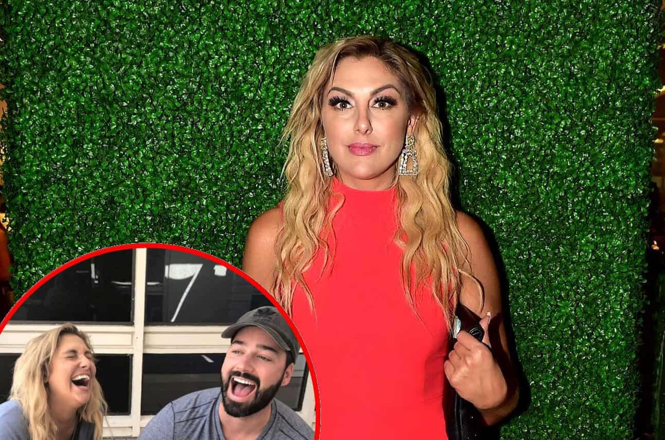 PHOTO: RHOC's Gina Kirschenheiter Shows Off New Boyfriend on Instagram After Tamra Judge Shares Details About the Divorced Dad