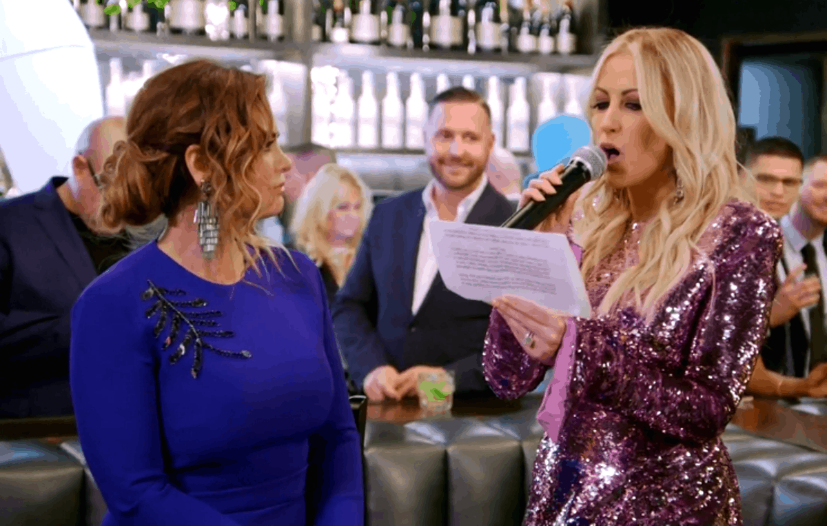 The Real Housewives of Dallas Recap