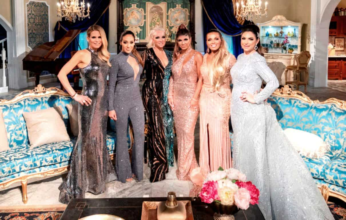 VIDEO: Watch the Dramatic RHONJ Season 10 Trailer! Teresa Giudice is Accused of Cheating and Fights with Husband Joe, Plus Danielle Blames Margaret for Divorce as Melissa Considers Getting Pregnant