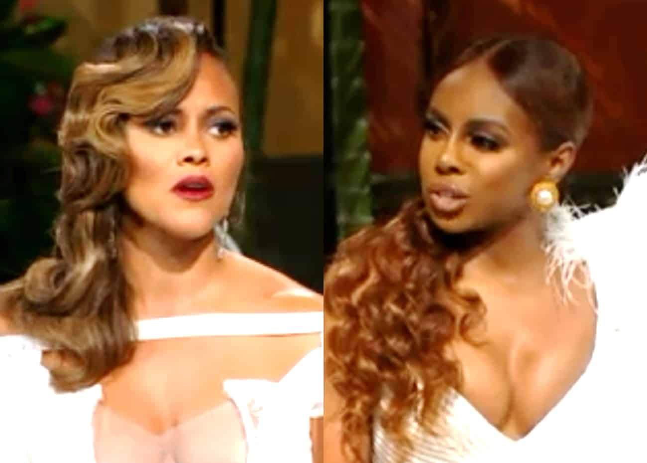 The RHOP Reunion Part 1 Recap: Ashley and Candiace Trade Nasty Insults