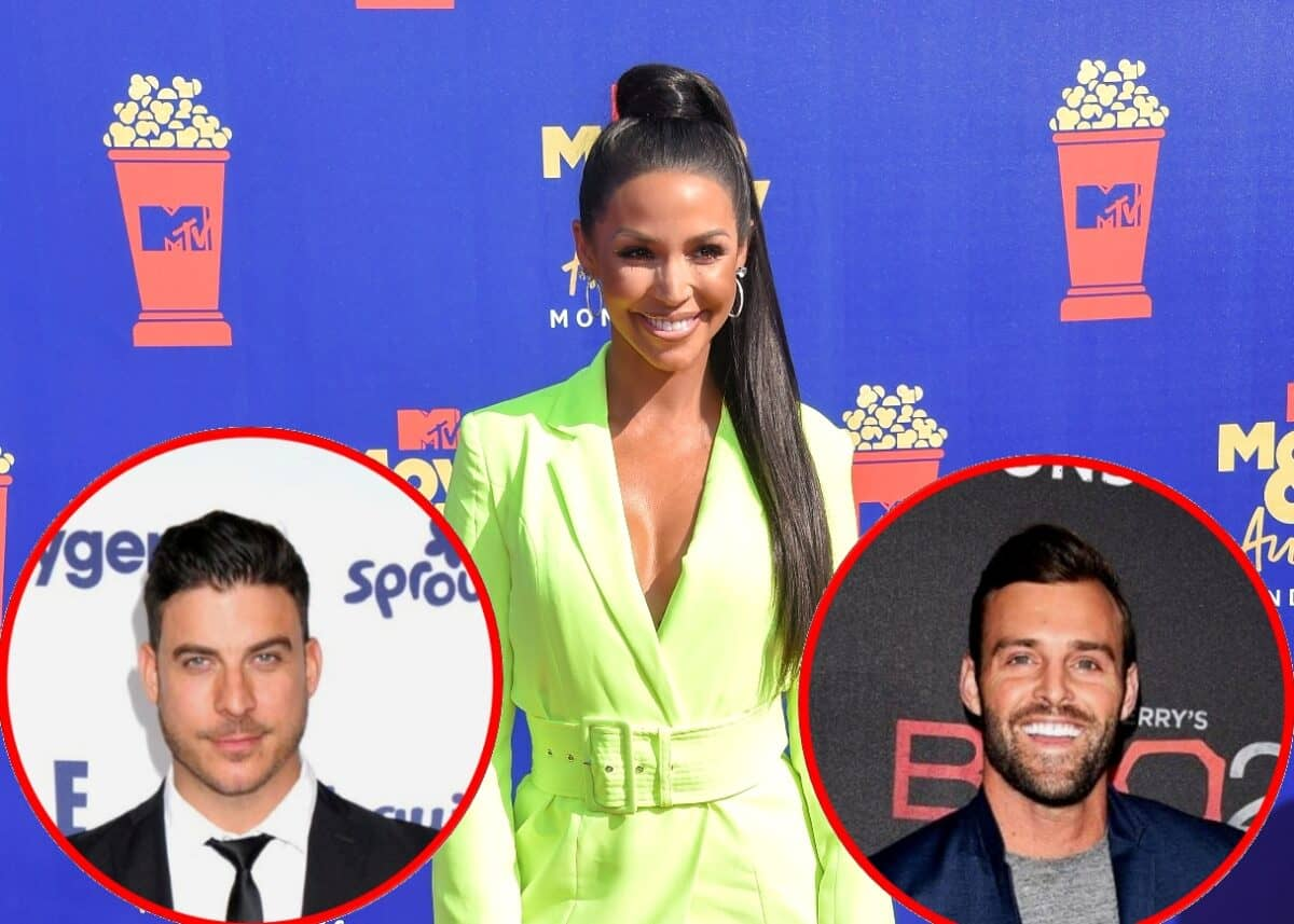 Scheana Marie Reveals What Jax Taylor Said About Unfollowing Vanderpump Rules Cast and Dishes on Season 8! Plus She Relationship With Robby Hayes