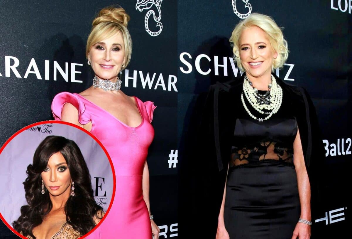 Trans Model Yasmine Petty Accuses RHONY Stars Sonja Morgan and Dorinda Medley of Making Offensive and 'Disheartening' Comments During NYFW, See Their Response