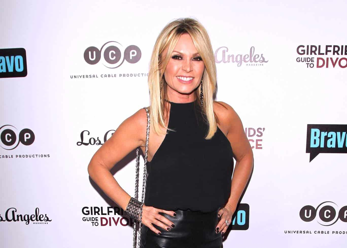 RHOC's Tamra Judge Explains Why She Drank So Much This Season, Admits to Having Regrets and Says She's Brave for Opening Up Her Life to Cameras