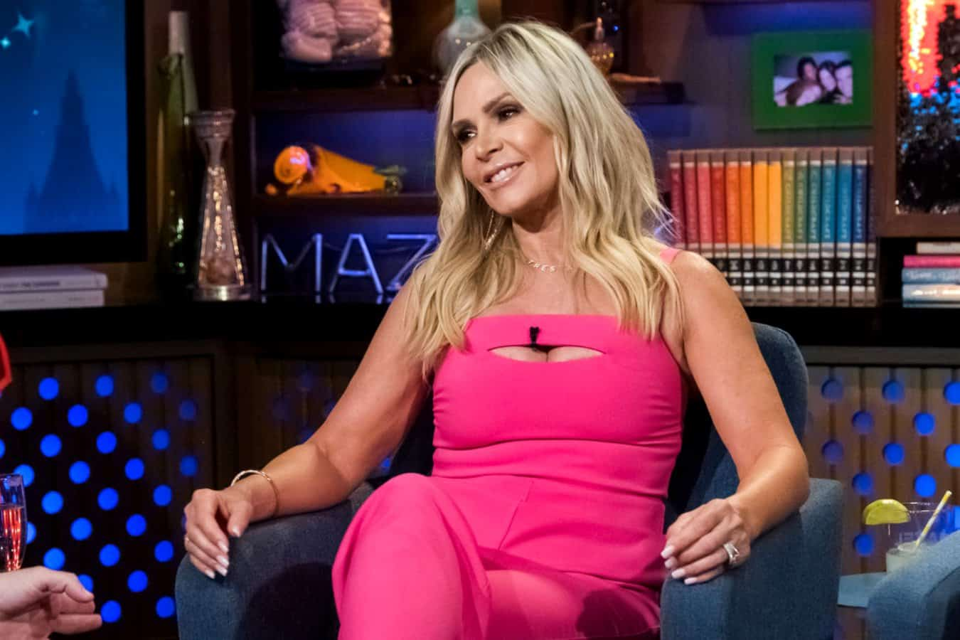 RHOC Star Tamra Judge Reveals Her Least Interesting Co-Star and Says If She Wants to See Kelly Dodd Fired! Plus She Comments on Braunwyn Windham-Burke's Marriage