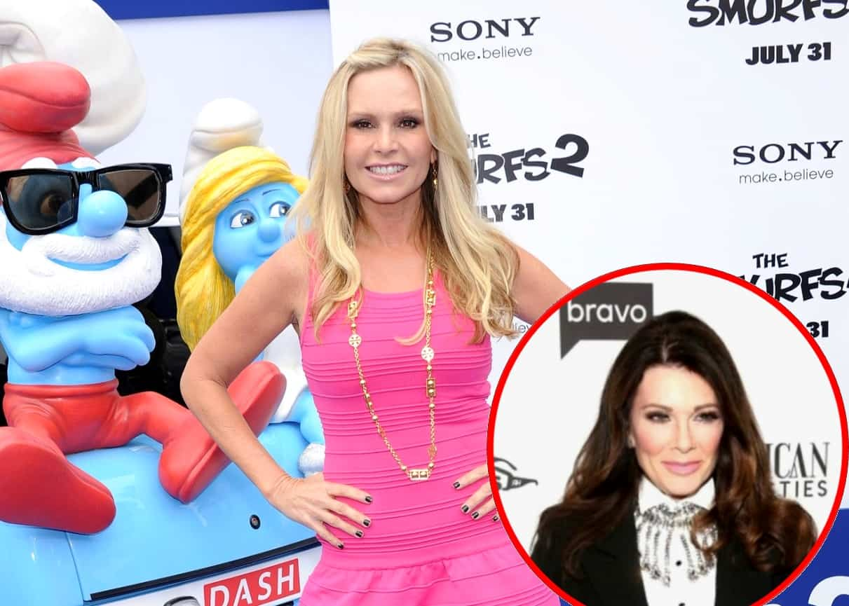 Tamra Judge Reveals Why Lisa Vanderpump Should Have Attended the RHOBH Reunion