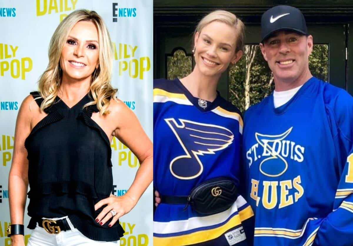 RHOC Star Tamra Judge Reacts to Jim Edmonds' Alleged Affair, Dishes on Meghan King Edmonds' Upcoming Return to Show